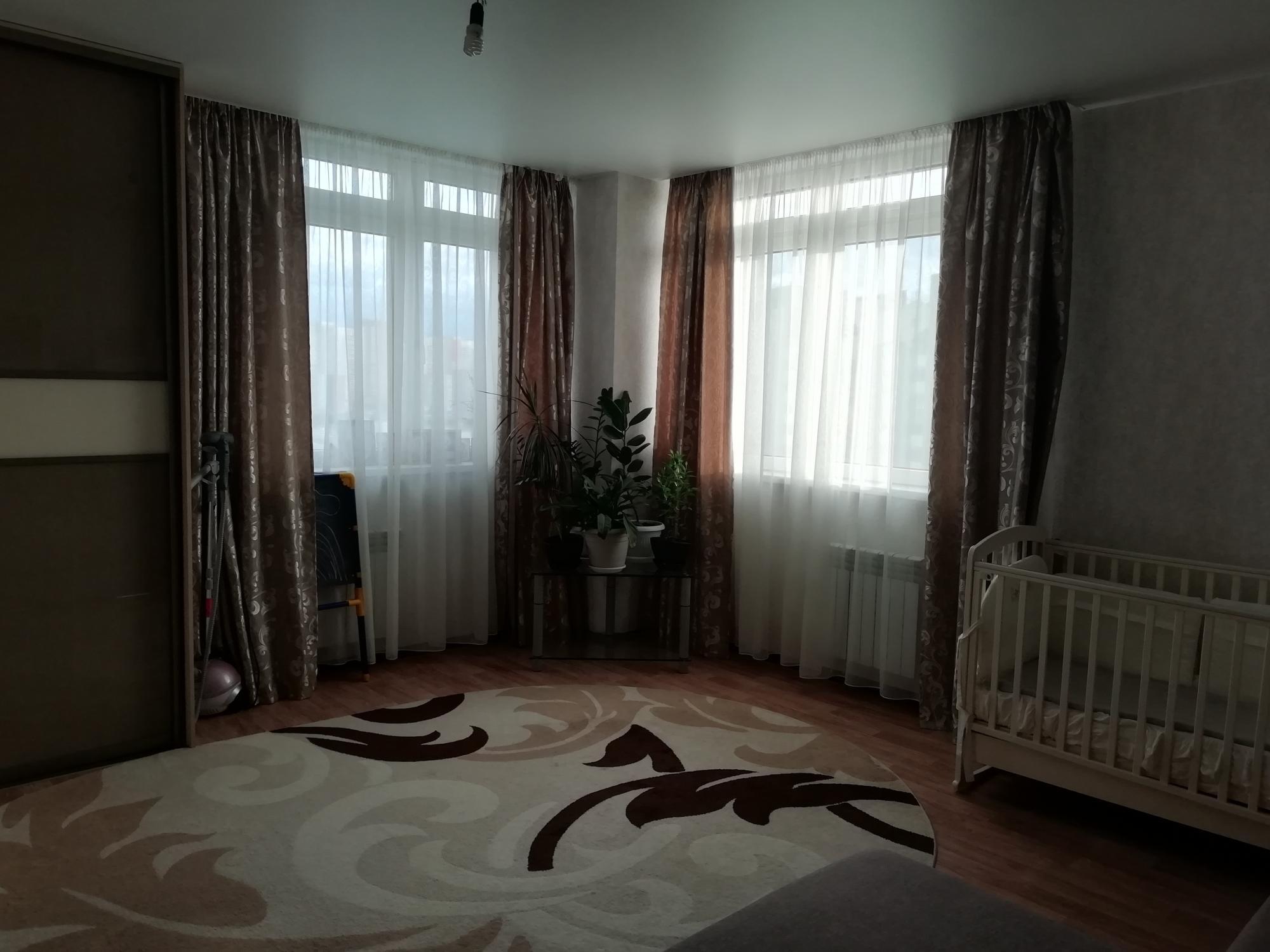 1к квартира улица Чернышевского, 81   21000   аренда в Красноярске фото 0