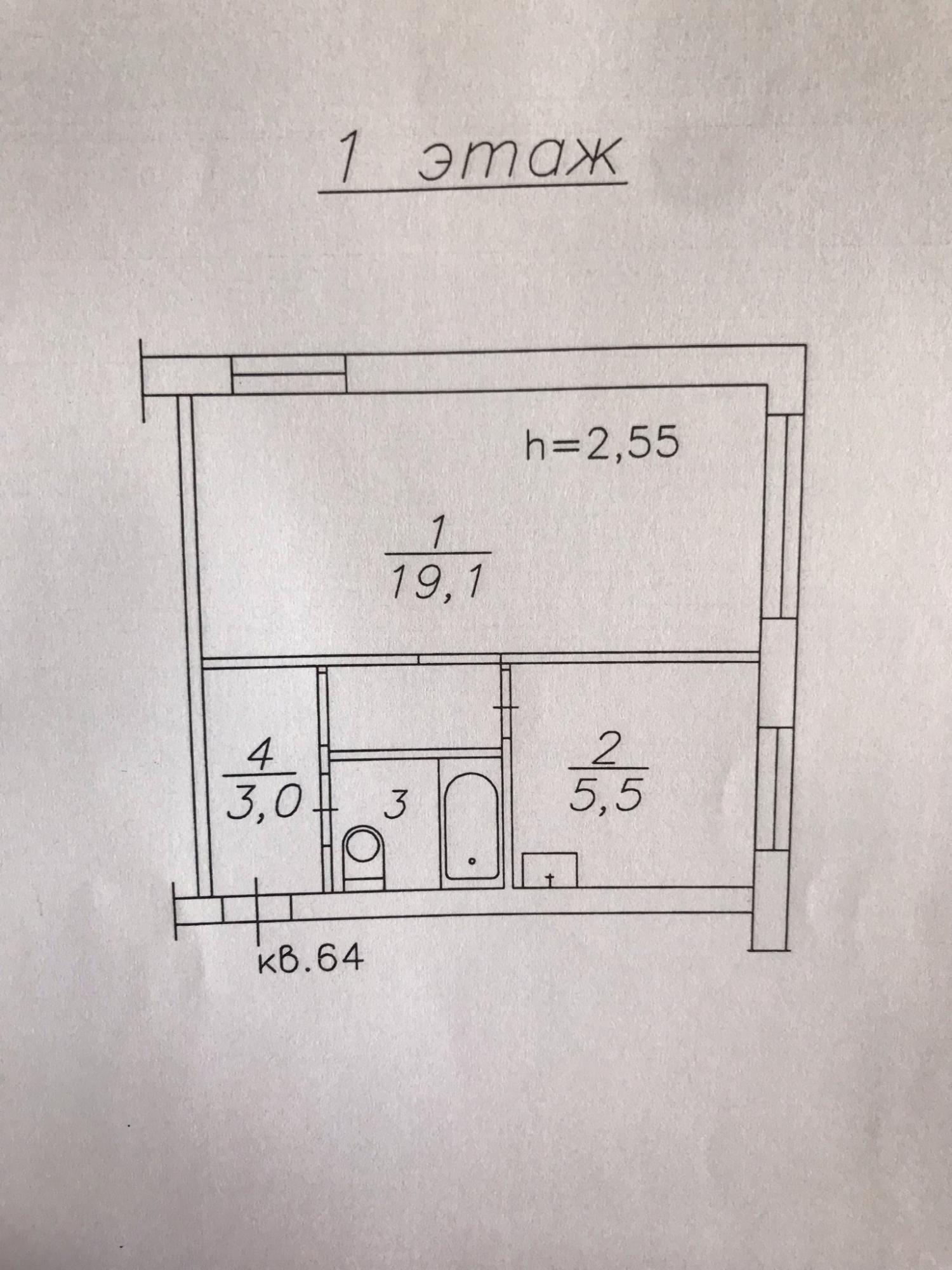 1к квартира улица Устиновича, 24 корпус 1   12000   аренда в Красноярске фото 8