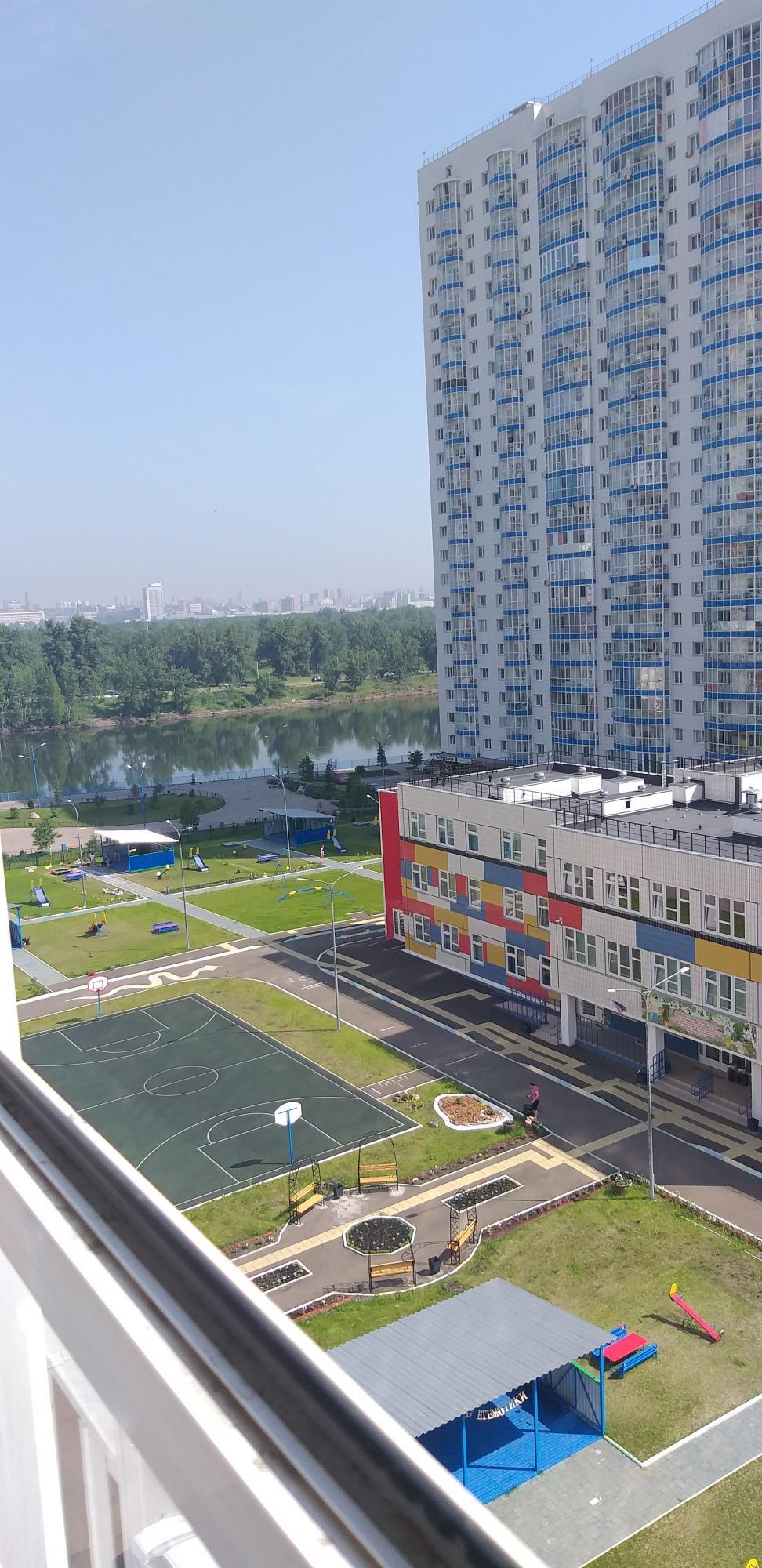 1к квартира улица Карамзина, 14а   12000   аренда в Красноярске фото 0