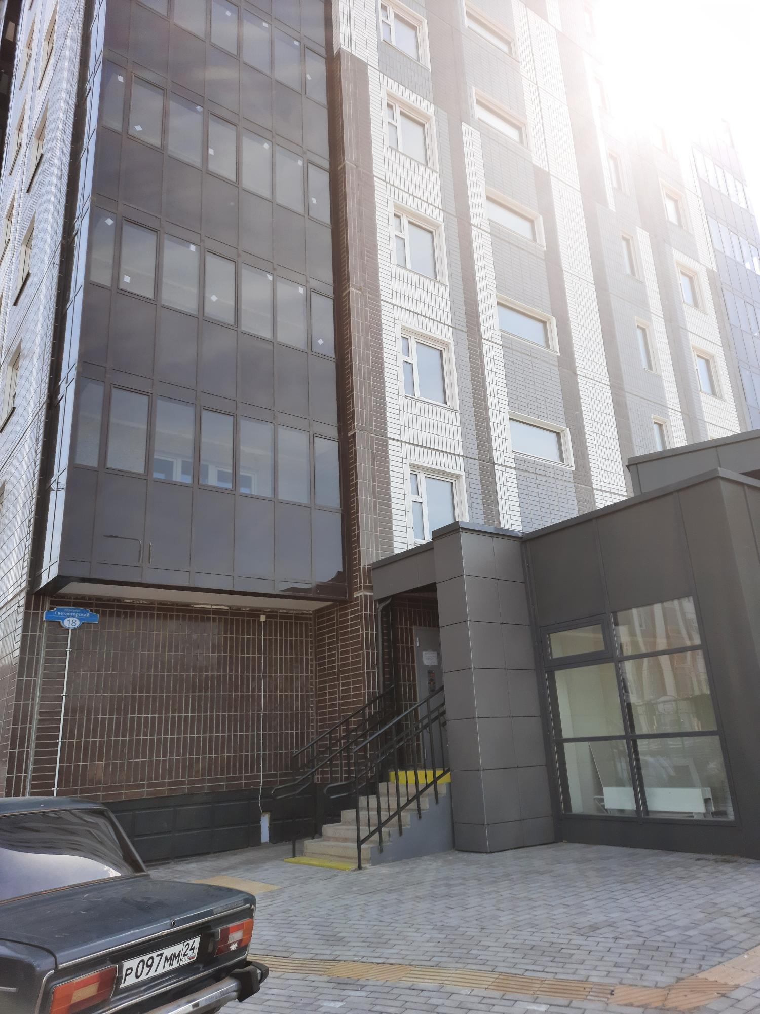 2к квартира Светлогорский переулок, 17 | 18000 | аренда в Красноярске фото 4