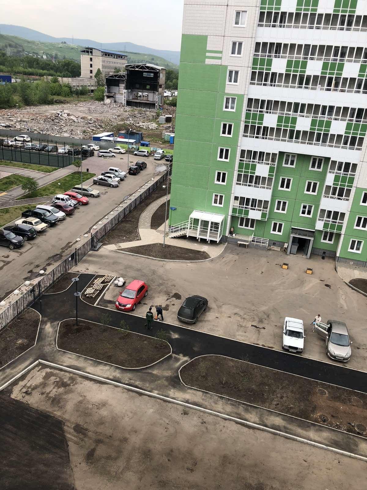 2к квартира Апрельская улица, 6   16000   аренда в Красноярске фото 9