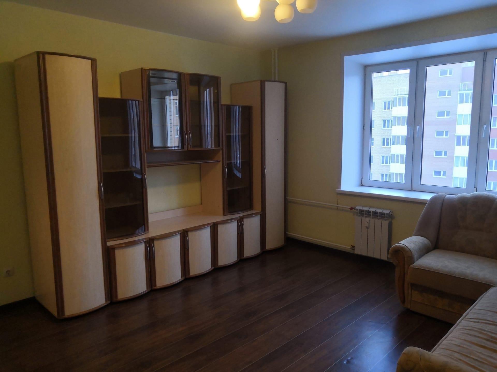 1к квартира Апрельская улица, 3 | 16000 | аренда в Красноярске фото 1