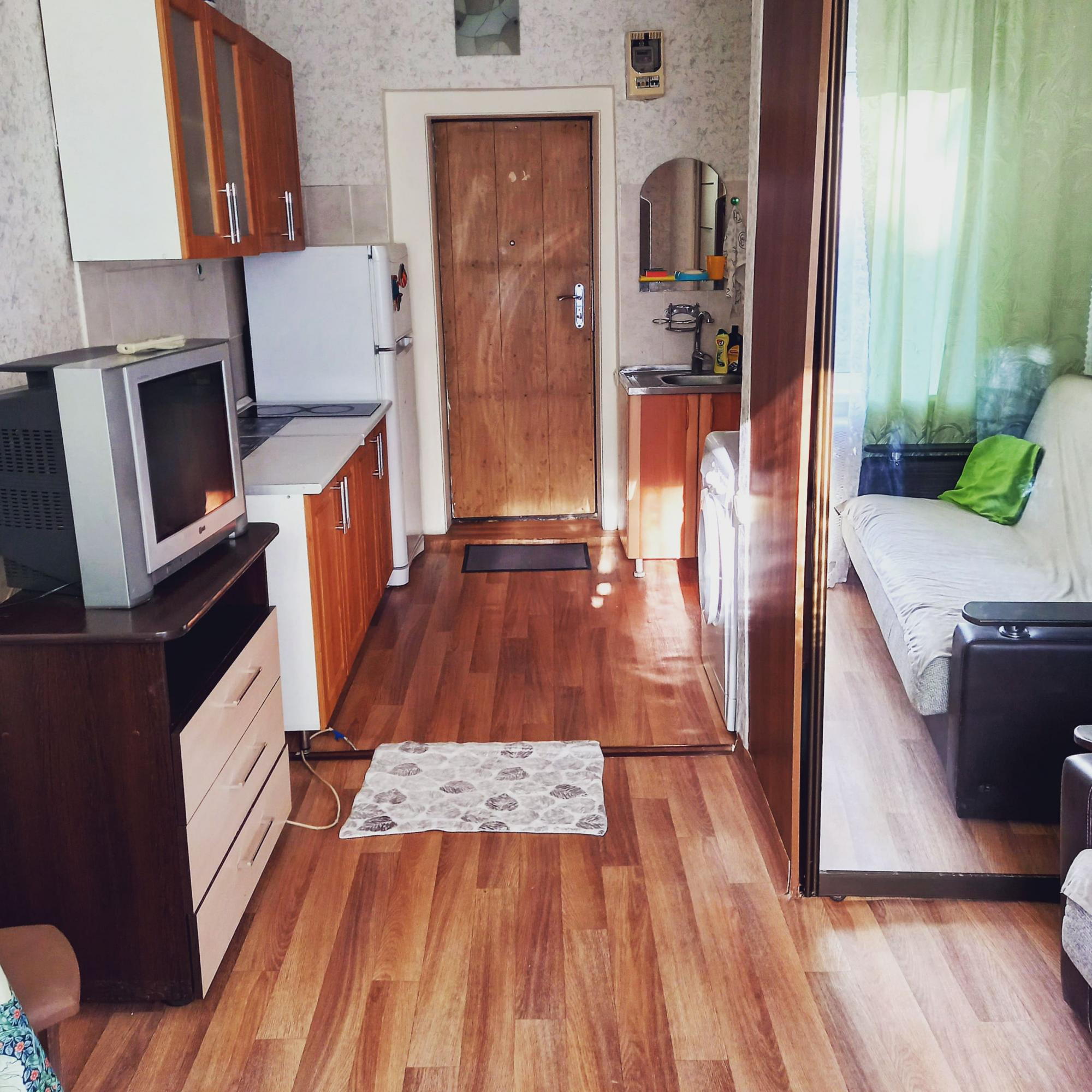студия улица Воронова, 33 | 11000 | аренда в Красноярске фото 1