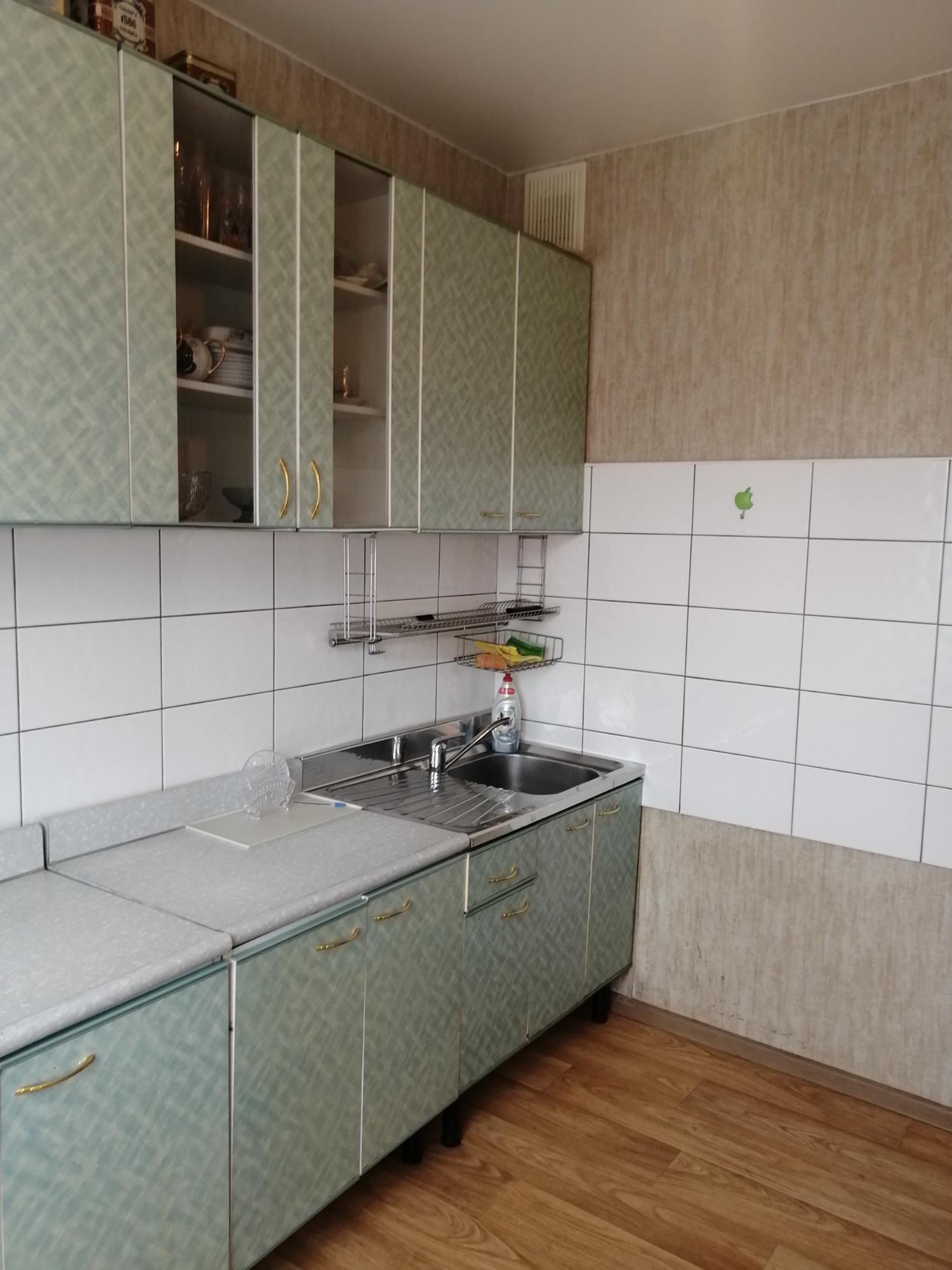 1к квартира улица 78 Добровольческой Бригады, 1   15000   аренда в Красноярске фото 4