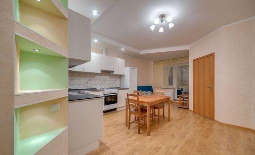 2к квартира Взлётка, микрорайон БЦ, улица Молокова, 1 к4   16000   аренда в Красноярске фото 5