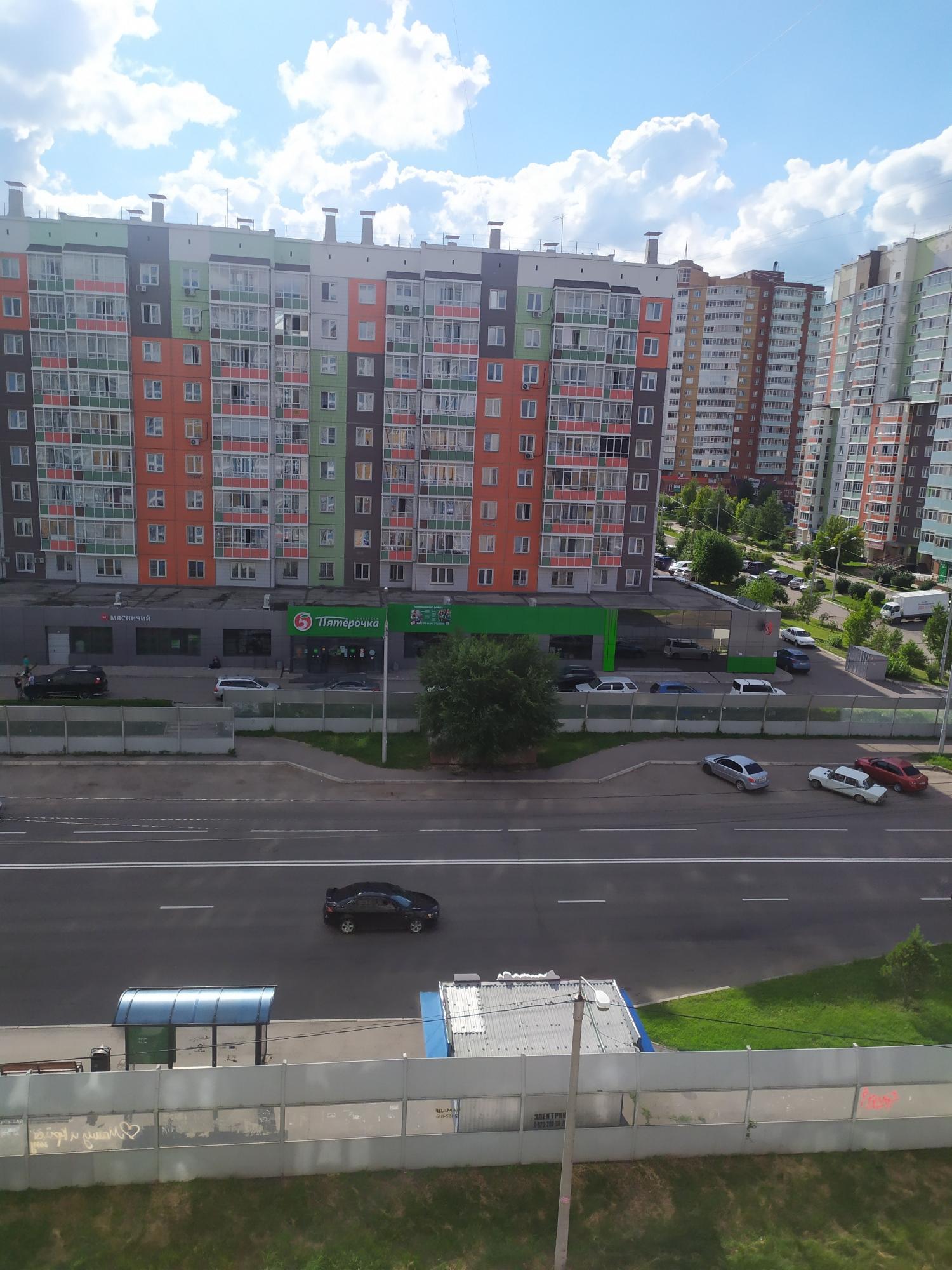 1к квартира улица Чернышевского, 104 | 14500 | аренда в Красноярске фото 8