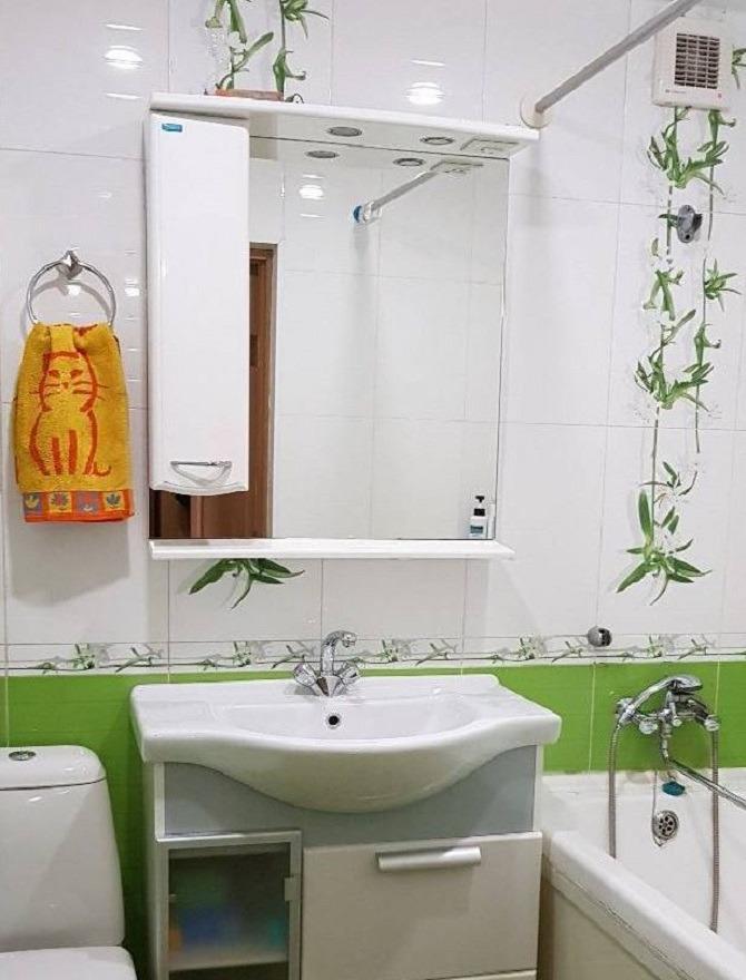 2к квартира Линейная улица, 76   18000   аренда в Красноярске фото 6