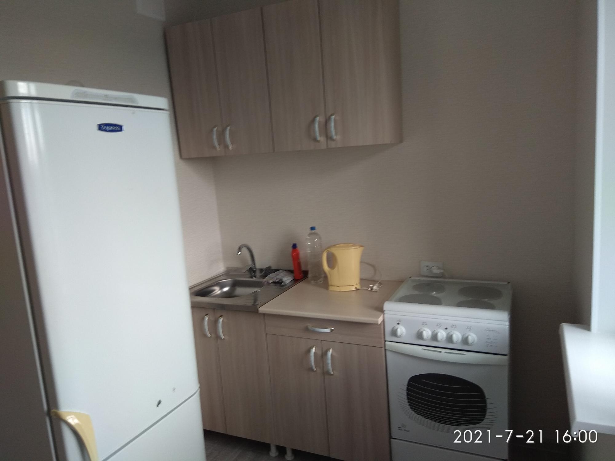 1к квартира улица Чернышёва, 2 | 15000 | аренда в Красноярске фото 2