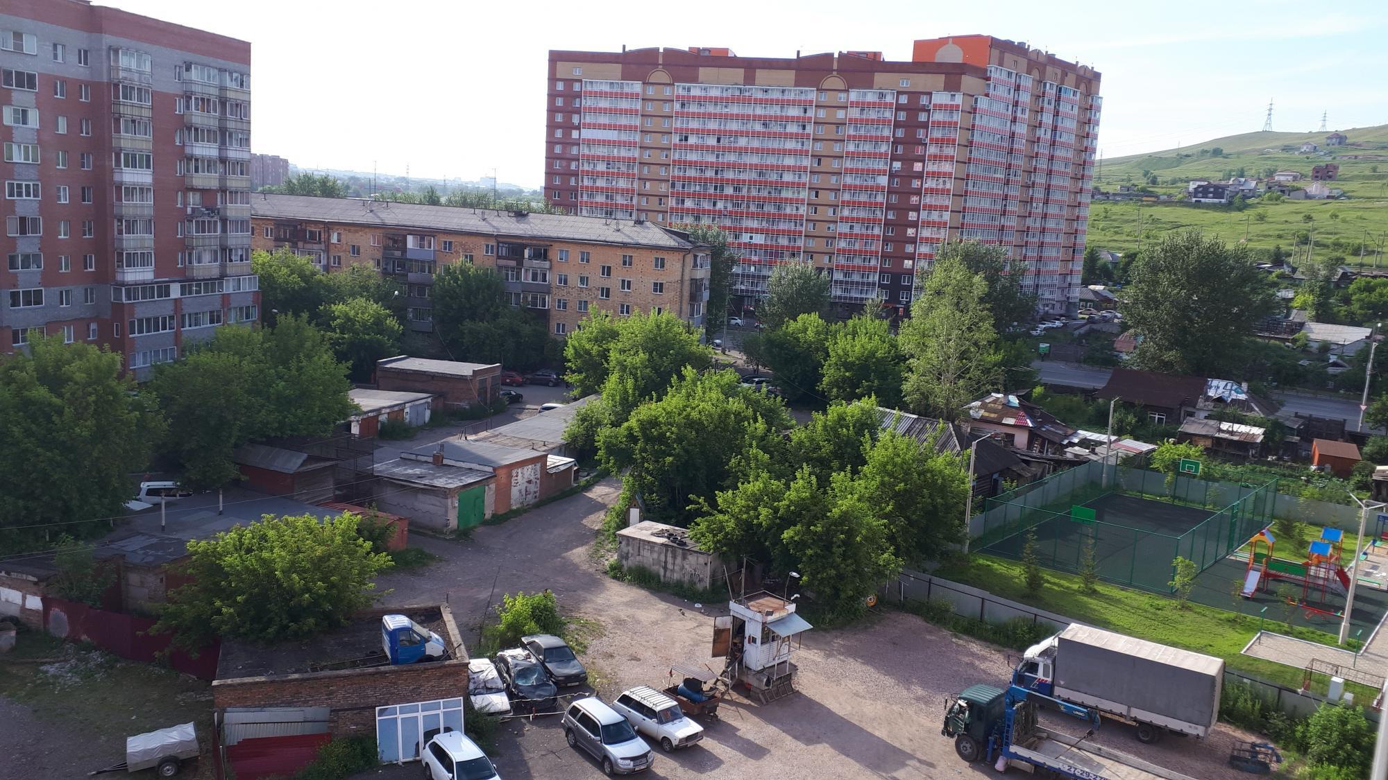 1к квартира улица Калинина, 37 | 14000 | аренда в Красноярске фото 9