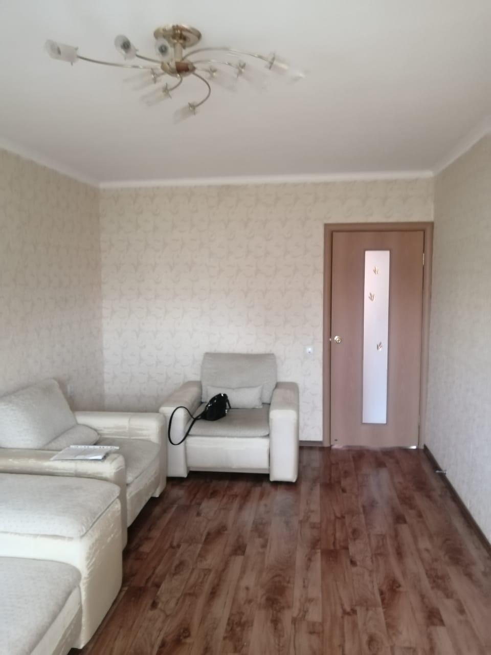 2к квартира улица Юшкова, 12А | 17000 | аренда в Красноярске фото 1