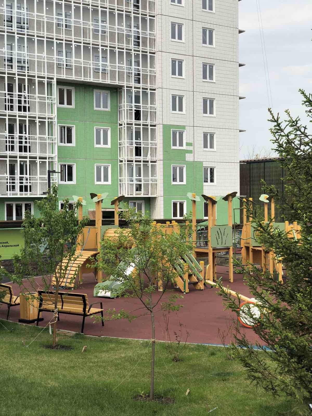 2к квартира Апрельская улица, 6   16000   аренда в Красноярске фото 19