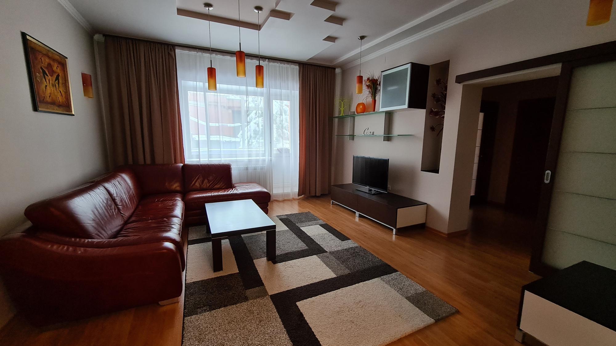 4к квартира улица Елены Стасовой, 25Г | 70000 | аренда в Красноярске фото 1