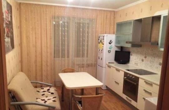 1к квартира улица Алексеева, 8 | 12000 | аренда в Красноярске фото 3