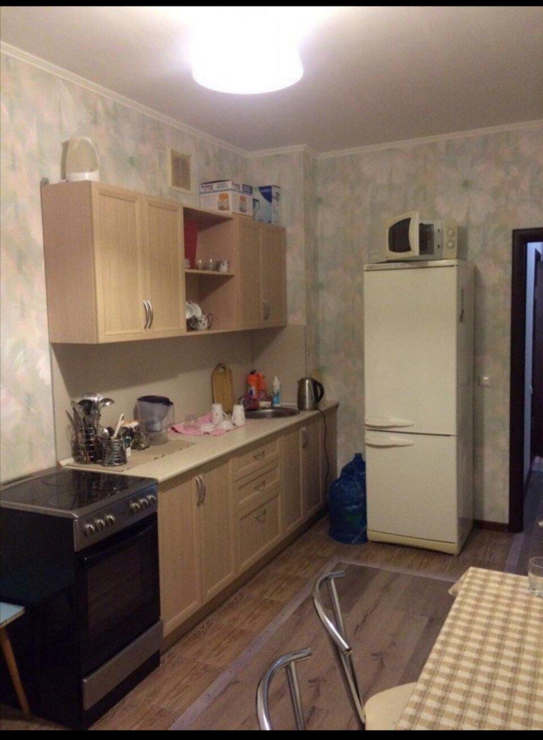 1к квартира Краснодарская улица, 5 | 11000 | аренда в Красноярске фото 1