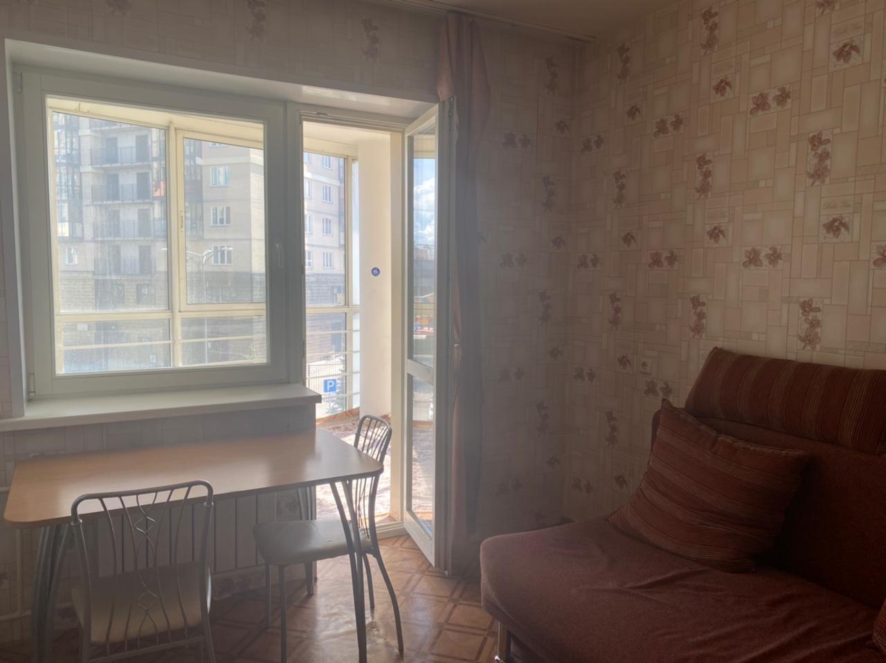 1к квартира Взлётка, микрорайон БЦ, улица Авиаторов, 25 | 18500 | аренда в Красноярске фото 4