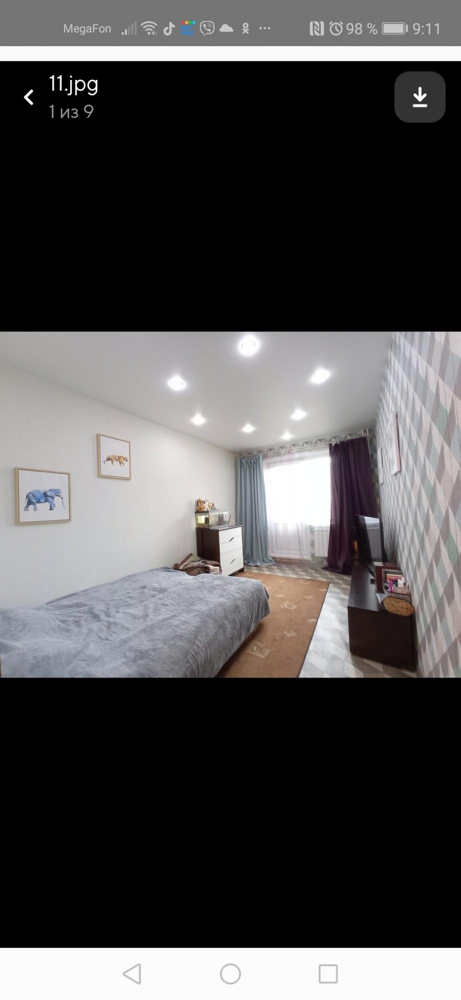 1к квартира улица Мате Залки, 30   19000   аренда в Красноярске фото 0