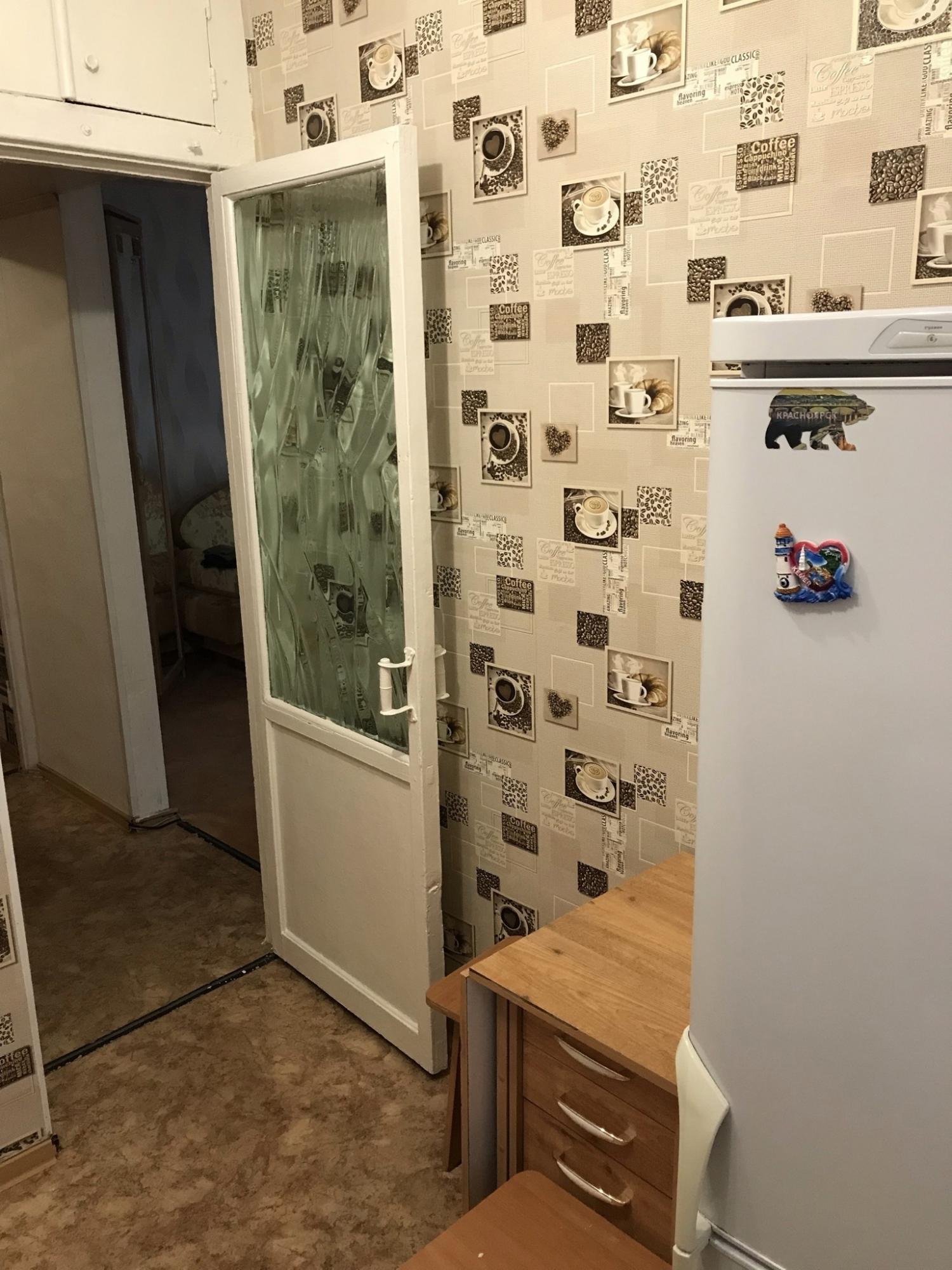 1к квартира улица Устиновича, 24 корпус 1   12000   аренда в Красноярске фото 6