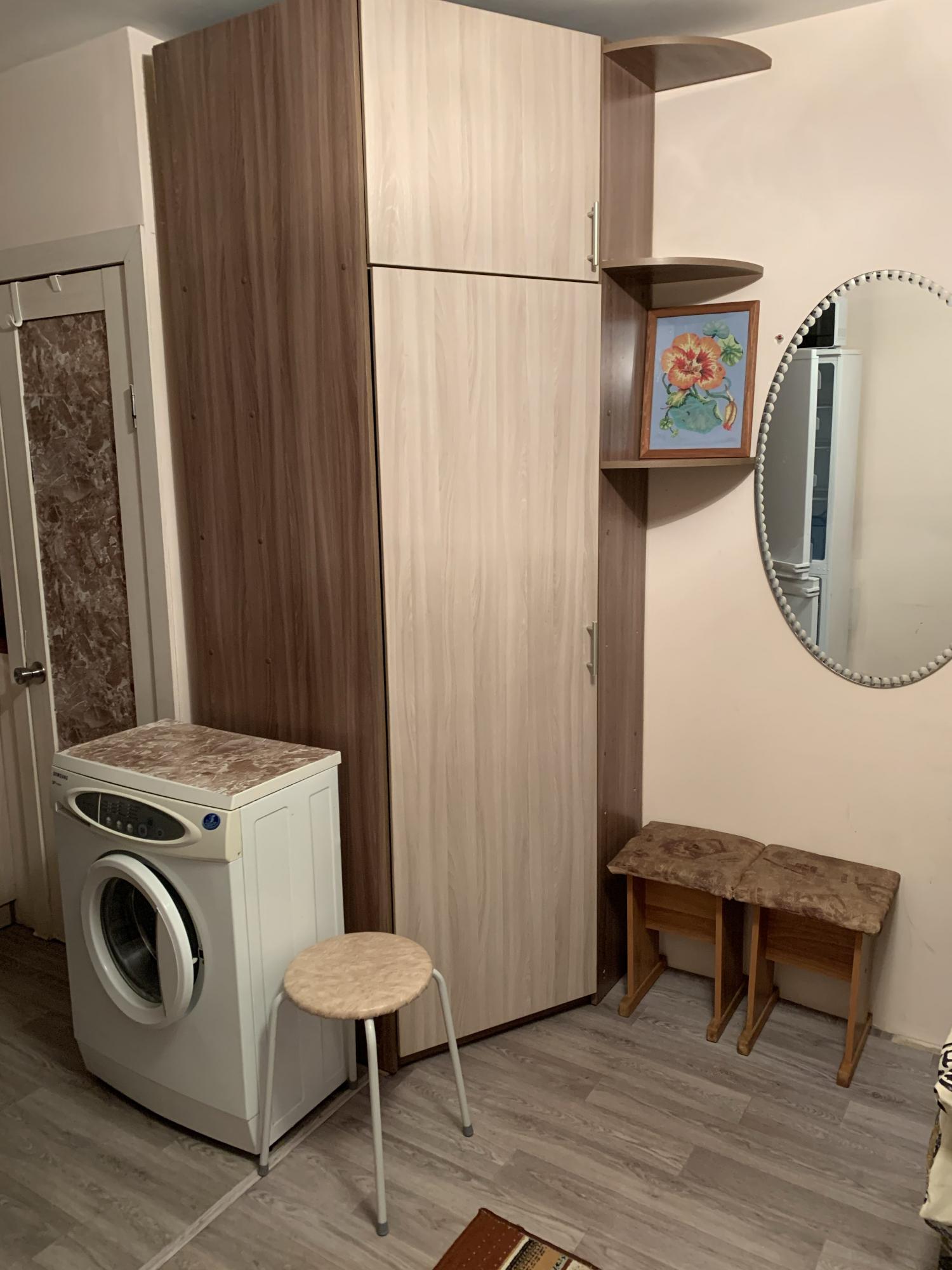 1к квартира Семафорная улица | 12000 | аренда в Красноярске фото 3