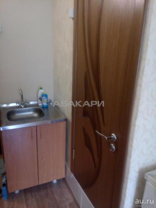 1к квартира Джамбульская улица, 2 1/5 - 18кв   9000   аренда в Красноярске фото 4