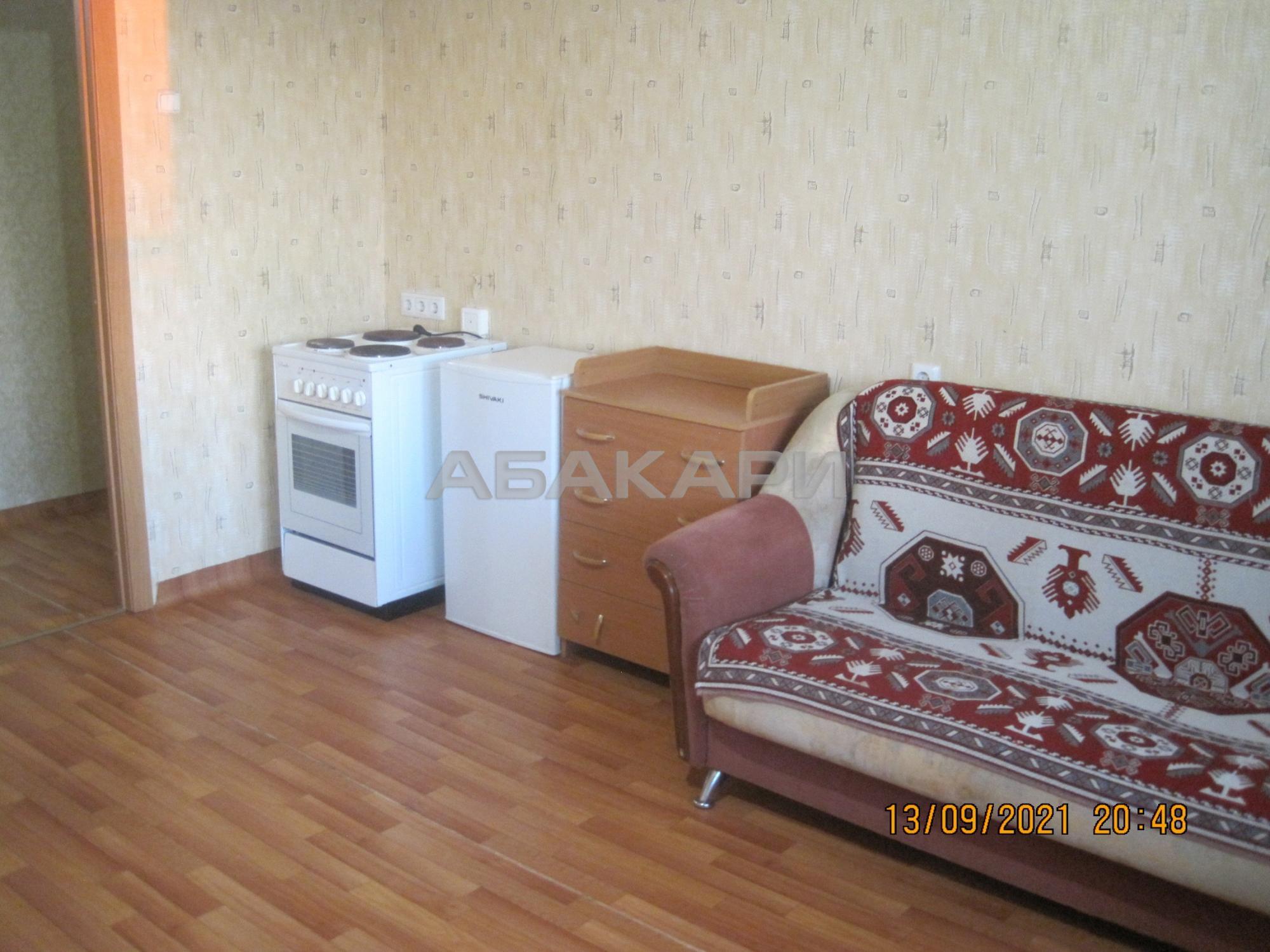 студия улица Петра Подзолкова, 5А | 12500 | аренда в Красноярске фото 3