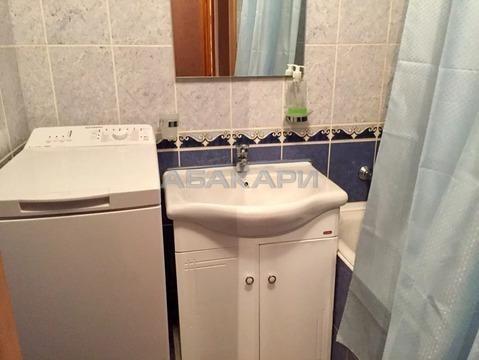 1к квартира проспект Мира, 91А | 10000 | аренда в Красноярске фото 6