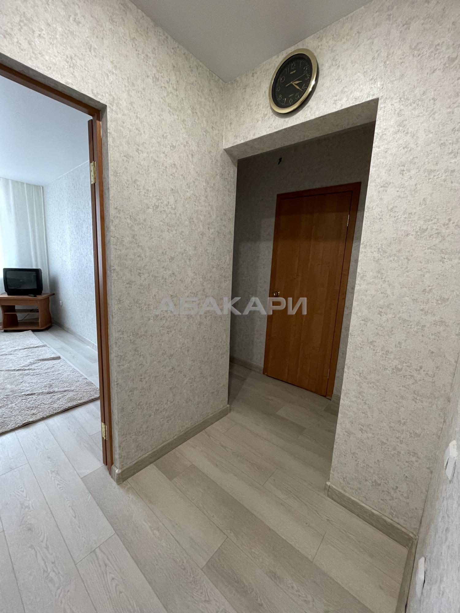 1к квартира улица Авиаторов, 40 | 25000 | аренда в Красноярске фото 10