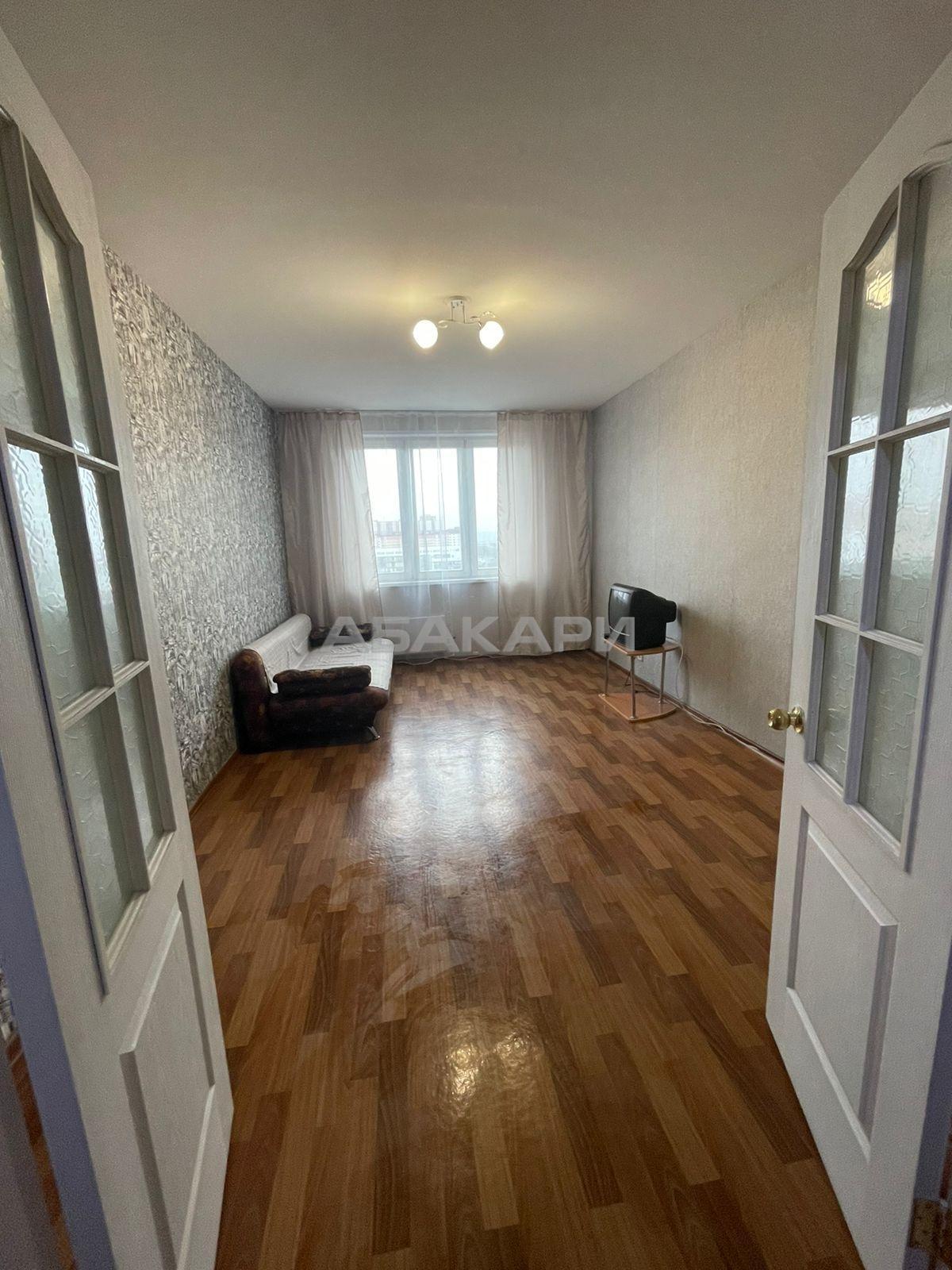 1к квартира улица Батурина, 38 | 18000 | аренда в Красноярске фото 1