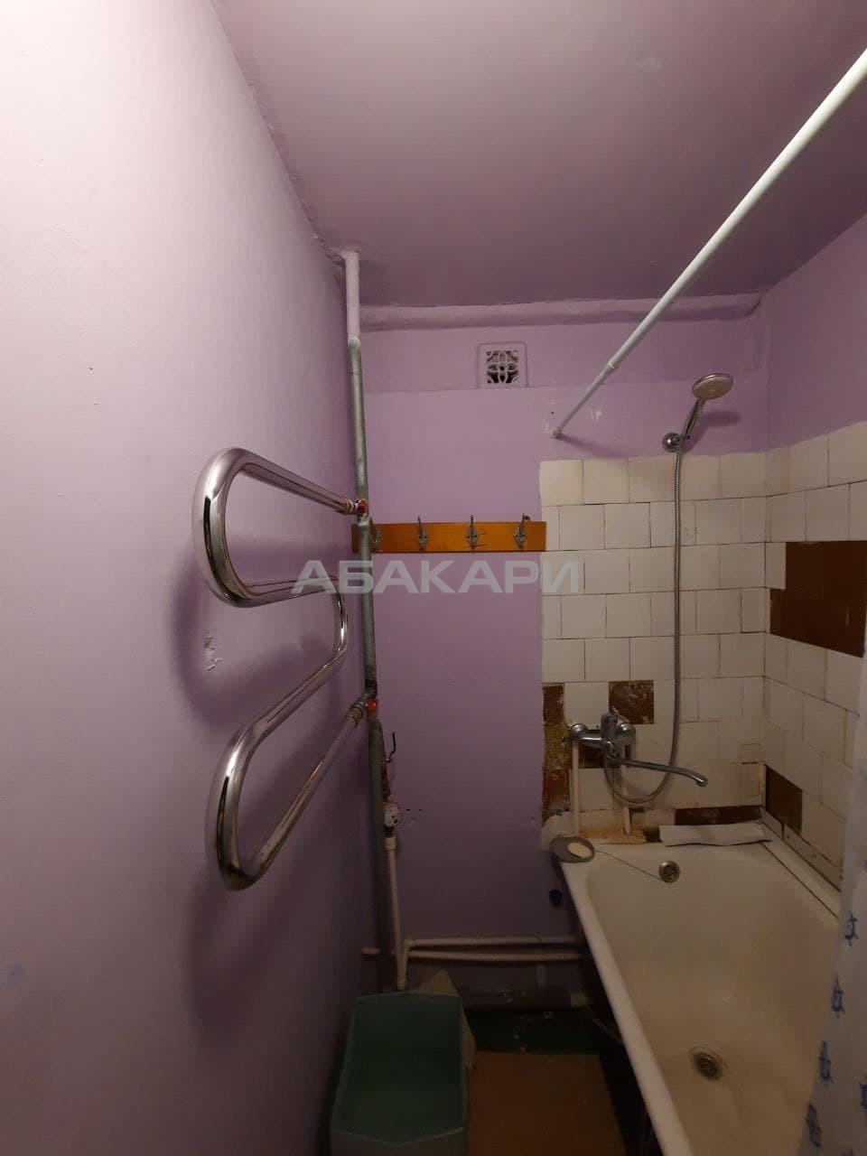 3к квартира Тобольская улица, 25 4/5 - 65кв | 16000 | аренда в Красноярске фото 13