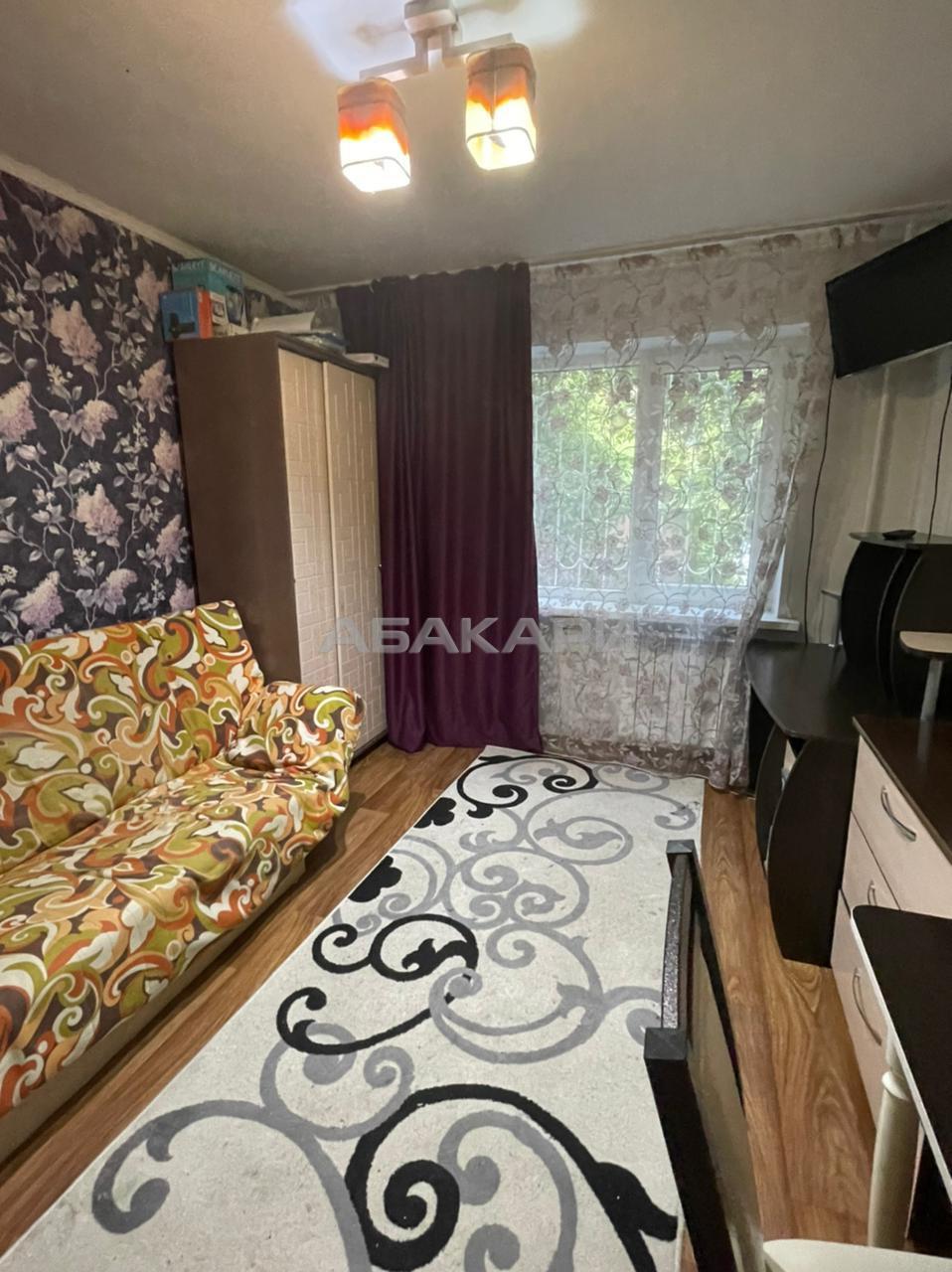 1к квартира улица Устиновича, 26 1/5 - 18кв   13000   аренда в Красноярске фото 1