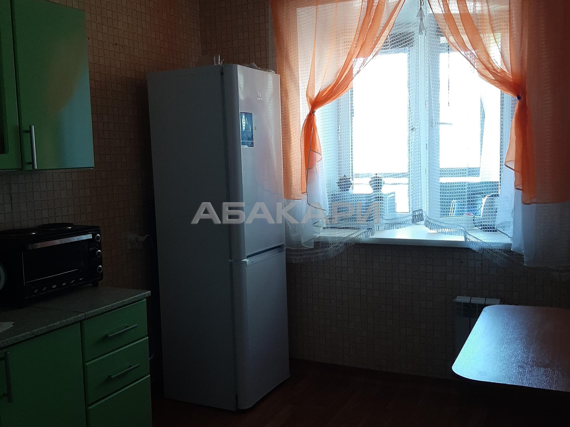 1к квартира улица Карамзина, 20   15000   аренда в Красноярске фото 2
