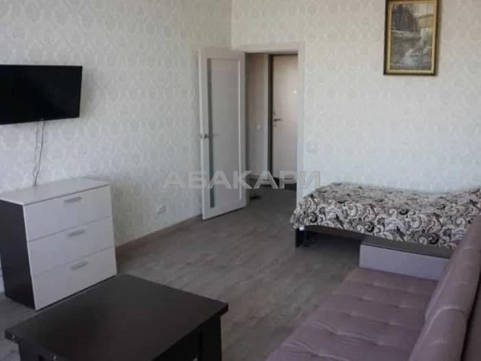1к квартира Парусная улица, 12 | 13000 | аренда в Красноярске фото 0