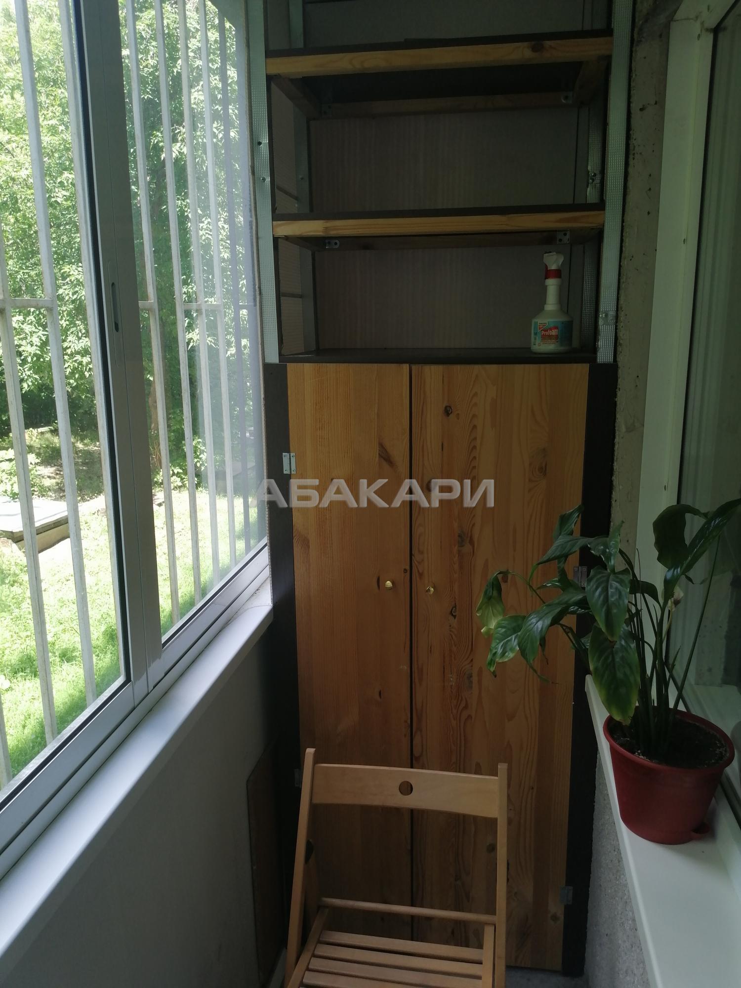 1к квартира улица Корнеева, 48 | 15000 | аренда в Красноярске фото 11