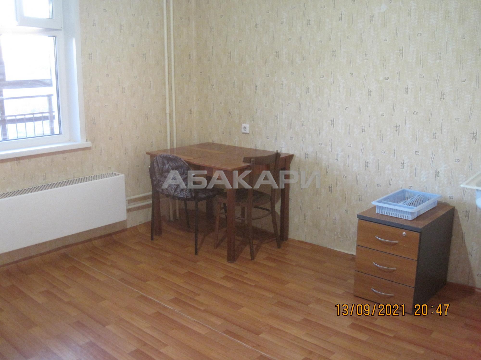 студия улица Петра Подзолкова, 5А | 12500 | аренда в Красноярске фото 1