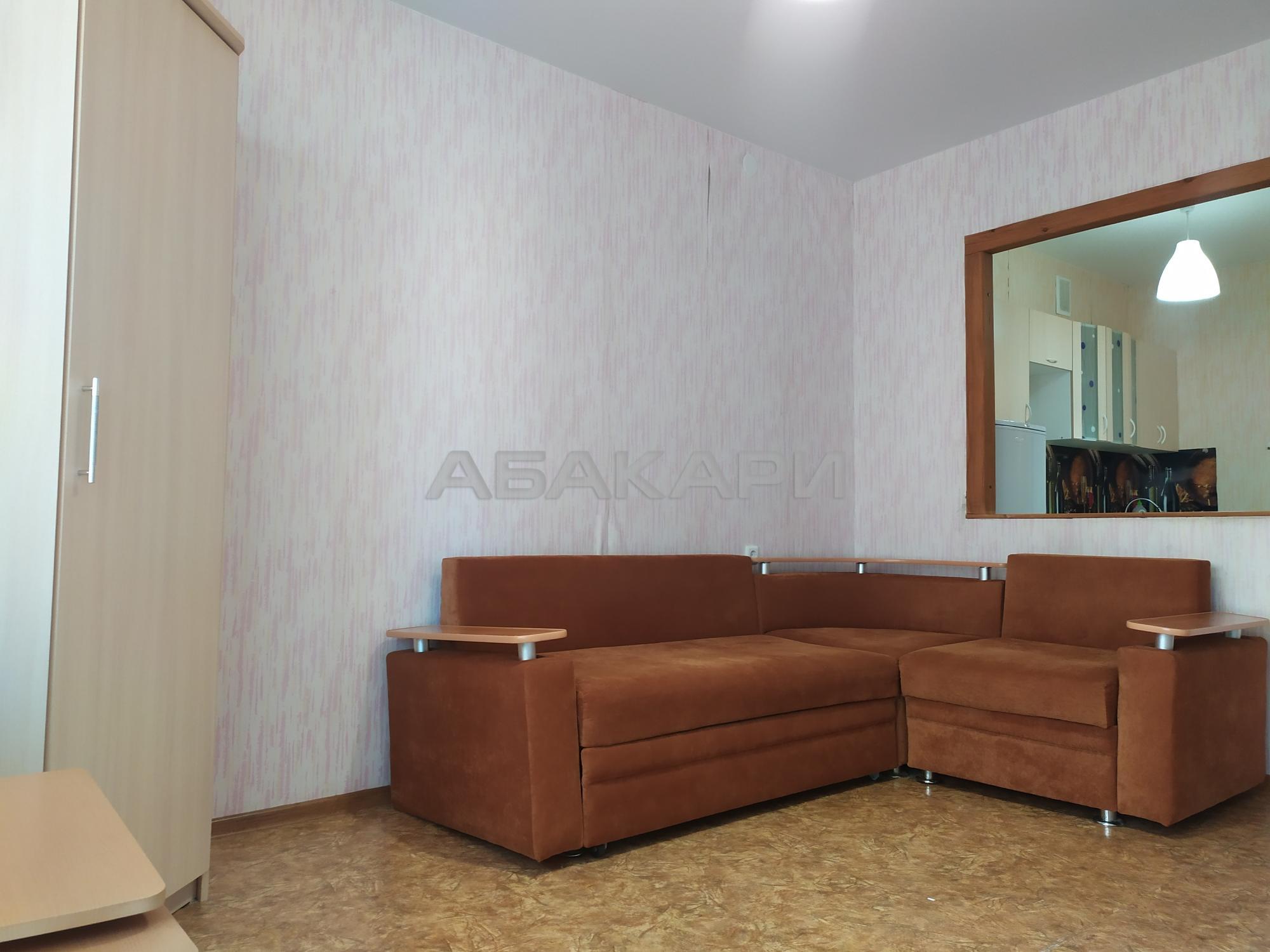 1к квартира улица Елены Стасовой, 40К | 16999 | аренда в Красноярске фото 2