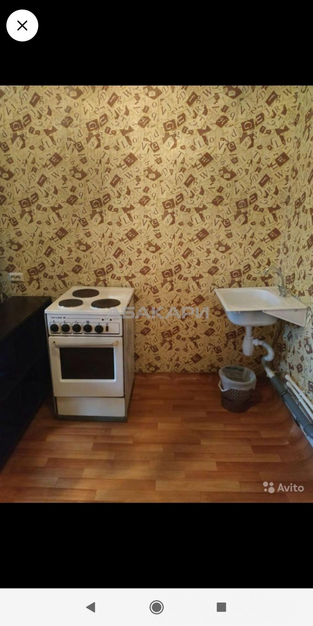 1к квартира Соколовская улица, 72А 17/17 - 45кв | 13500 | аренда в Красноярске фото 4