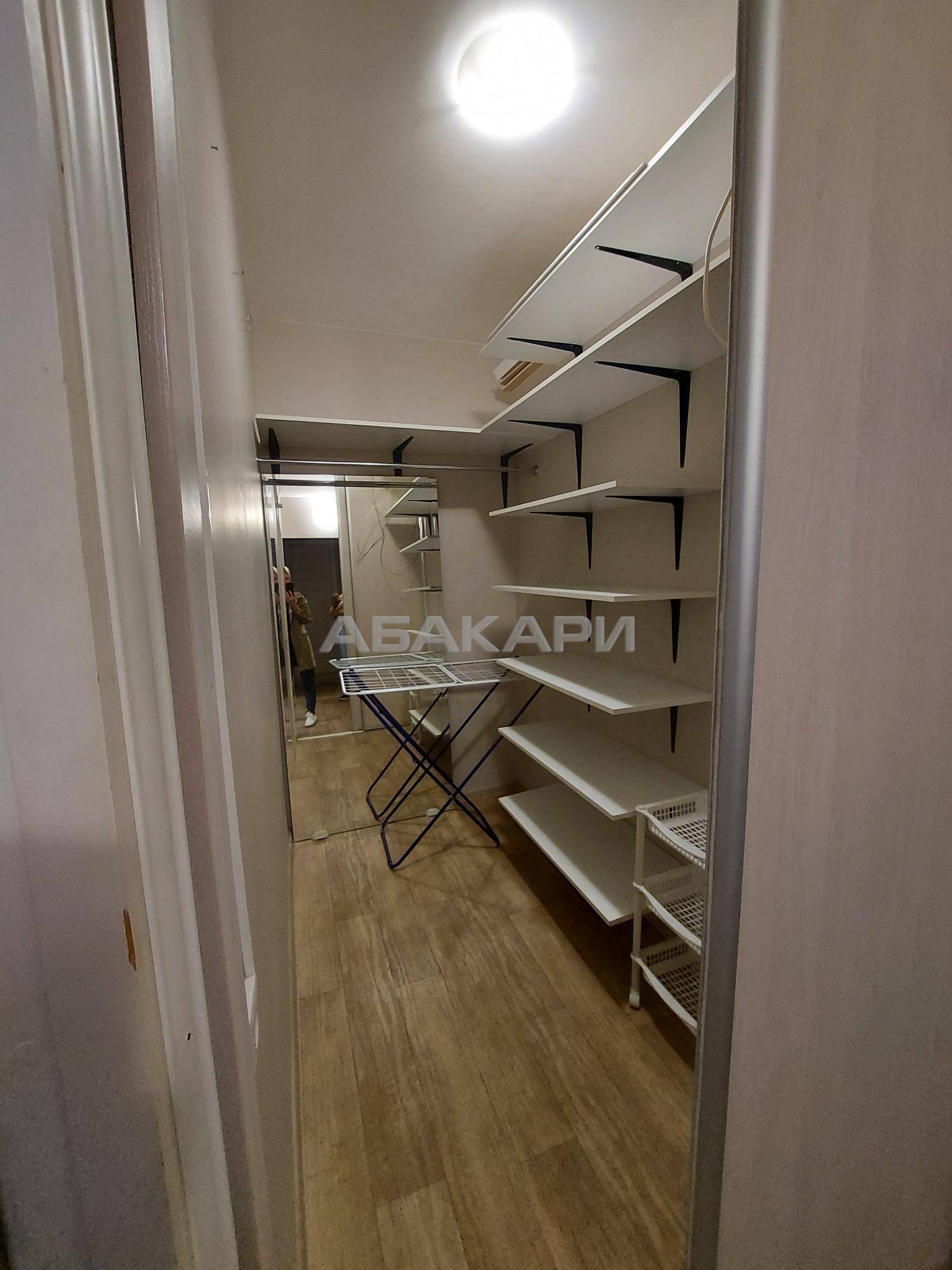 1к квартира улица Алексеева, 111 | 17000 | аренда в Красноярске фото 3