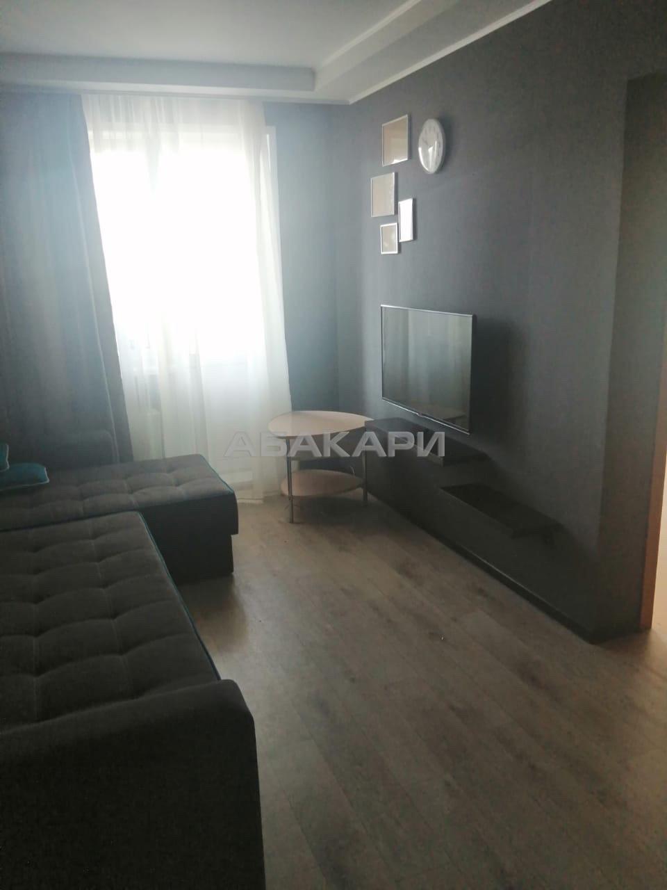 2к квартира Соколовская улица, 74 | 18000 | аренда в Красноярске фото 1