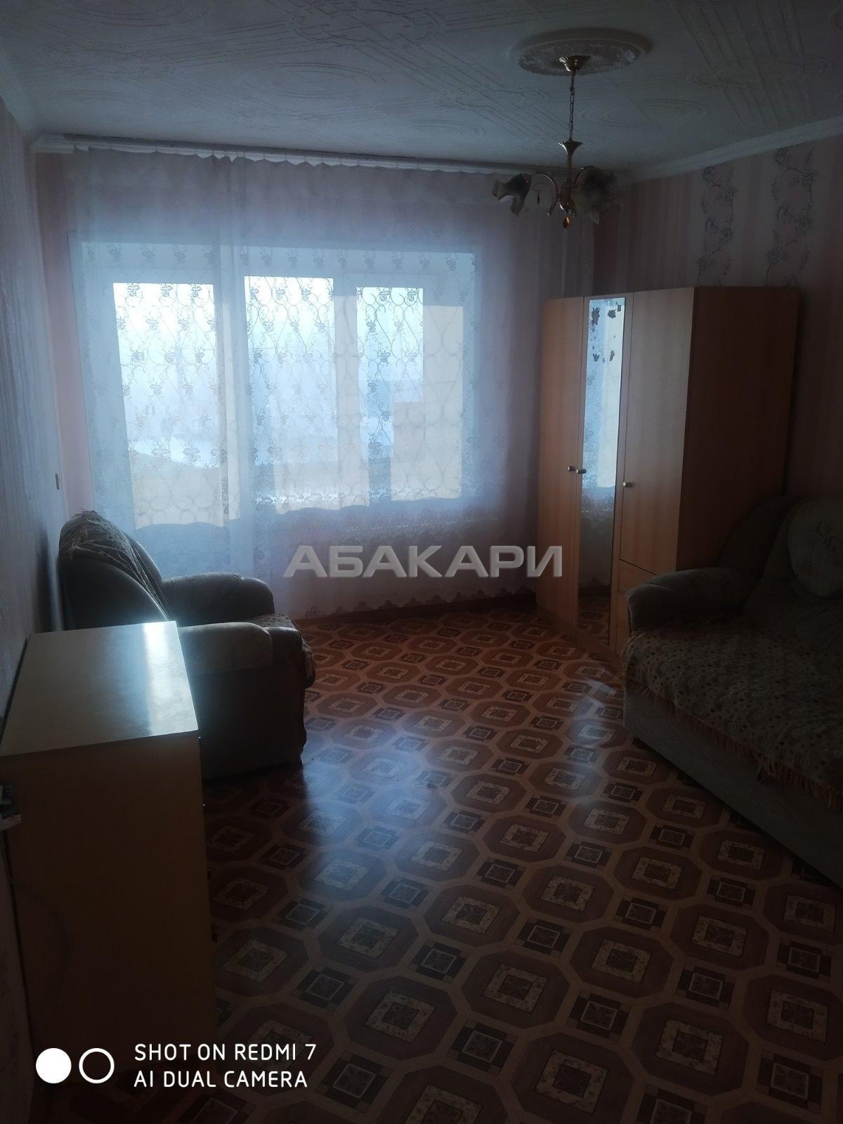 1к квартира улица Юшкова, 8В   14000   аренда в Красноярске фото 1