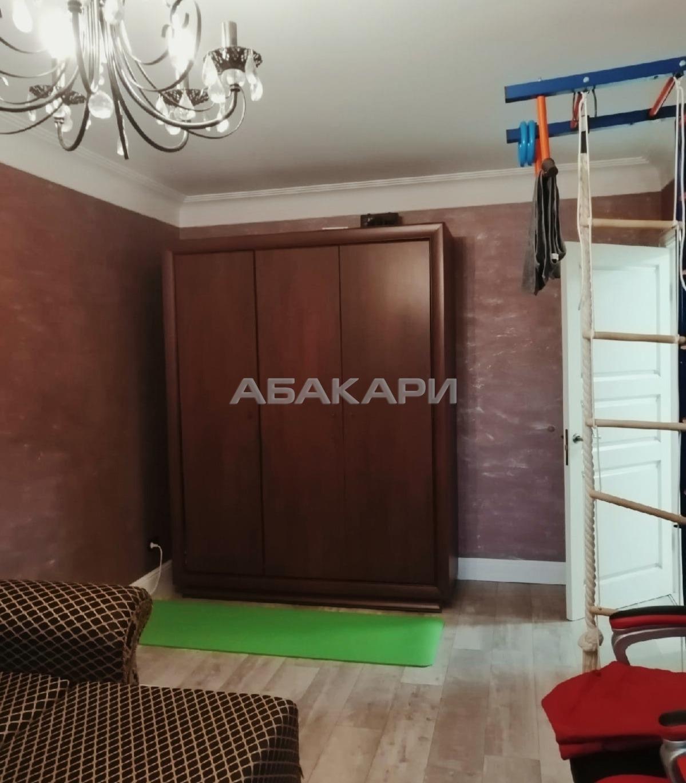 1к квартира улица Молокова, 66 | 12000 | аренда в Красноярске фото 1