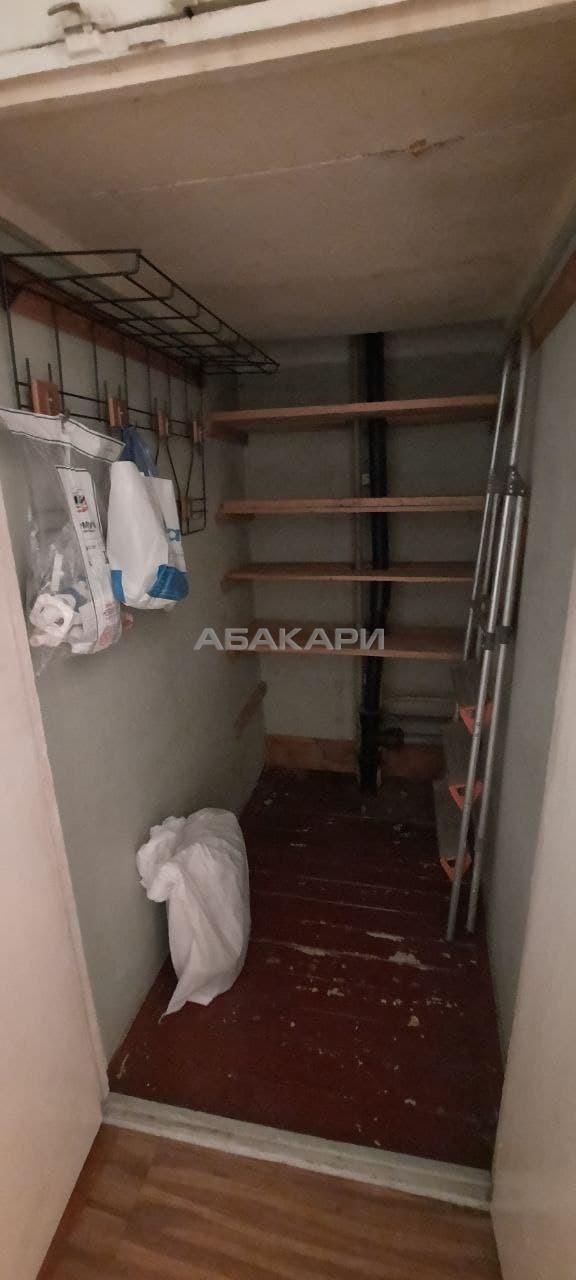 3к квартира Тобольская улица, 25 4/5 - 65кв | 16000 | аренда в Красноярске фото 12