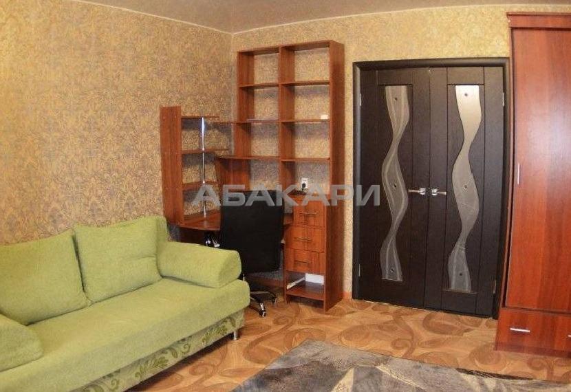 1к квартира улица Академика Киренского, 67   15000   аренда в Красноярске фото 1
