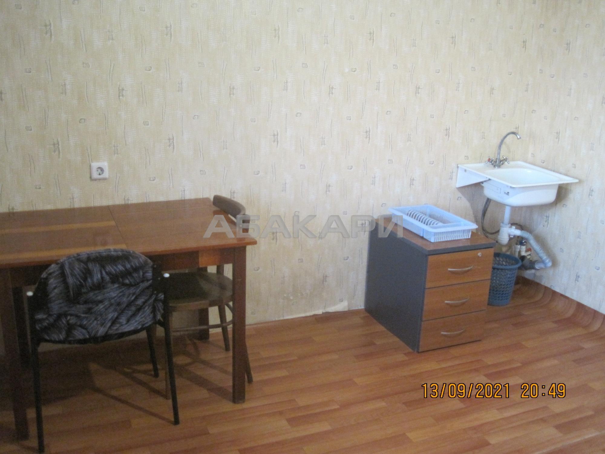 студия улица Петра Подзолкова, 5А | 12500 | аренда в Красноярске фото 4