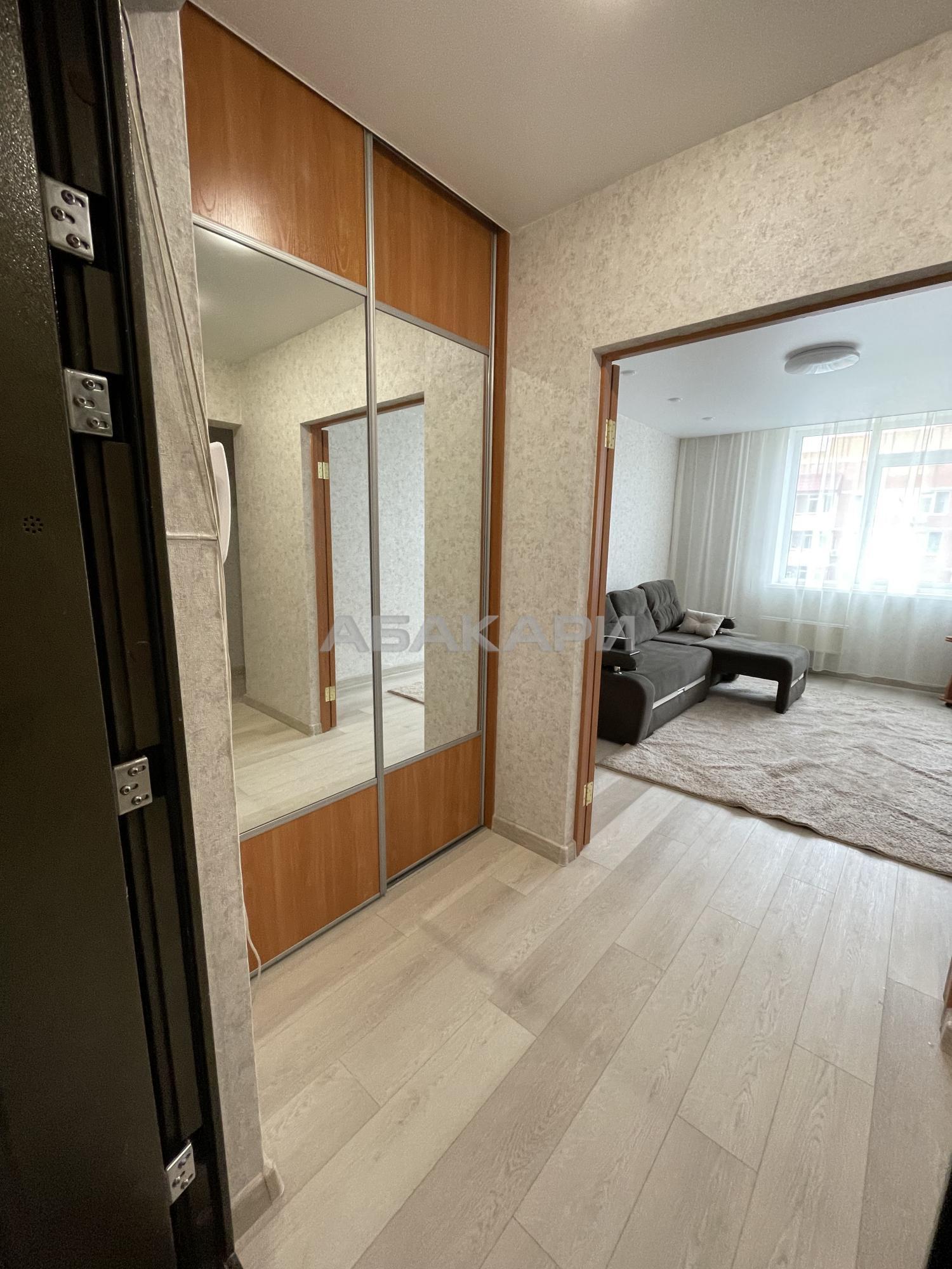 1к квартира улица Авиаторов, 40 | 25000 | аренда в Красноярске фото 9
