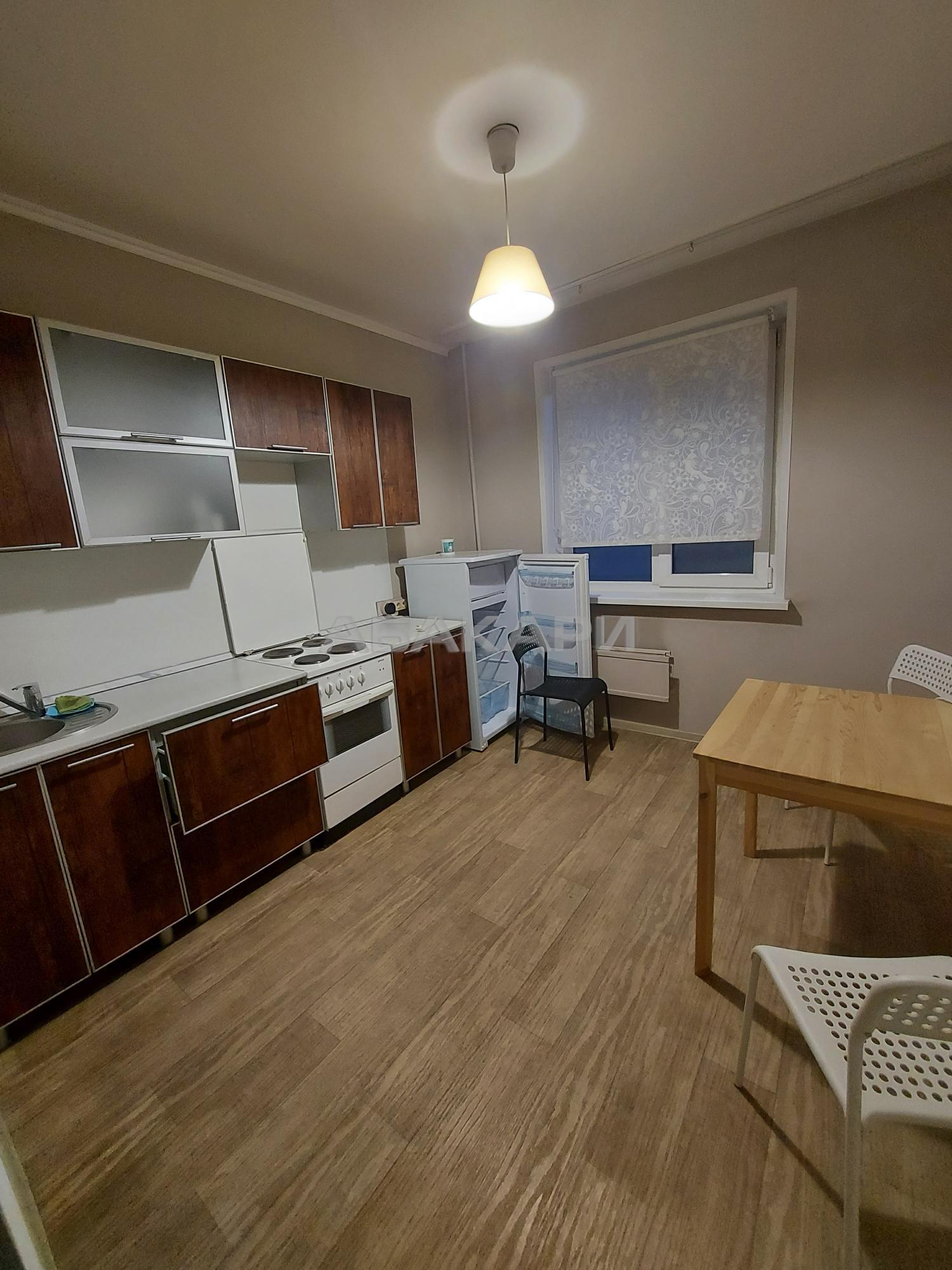 1к квартира улица Алексеева, 111 | 17000 | аренда в Красноярске фото 1