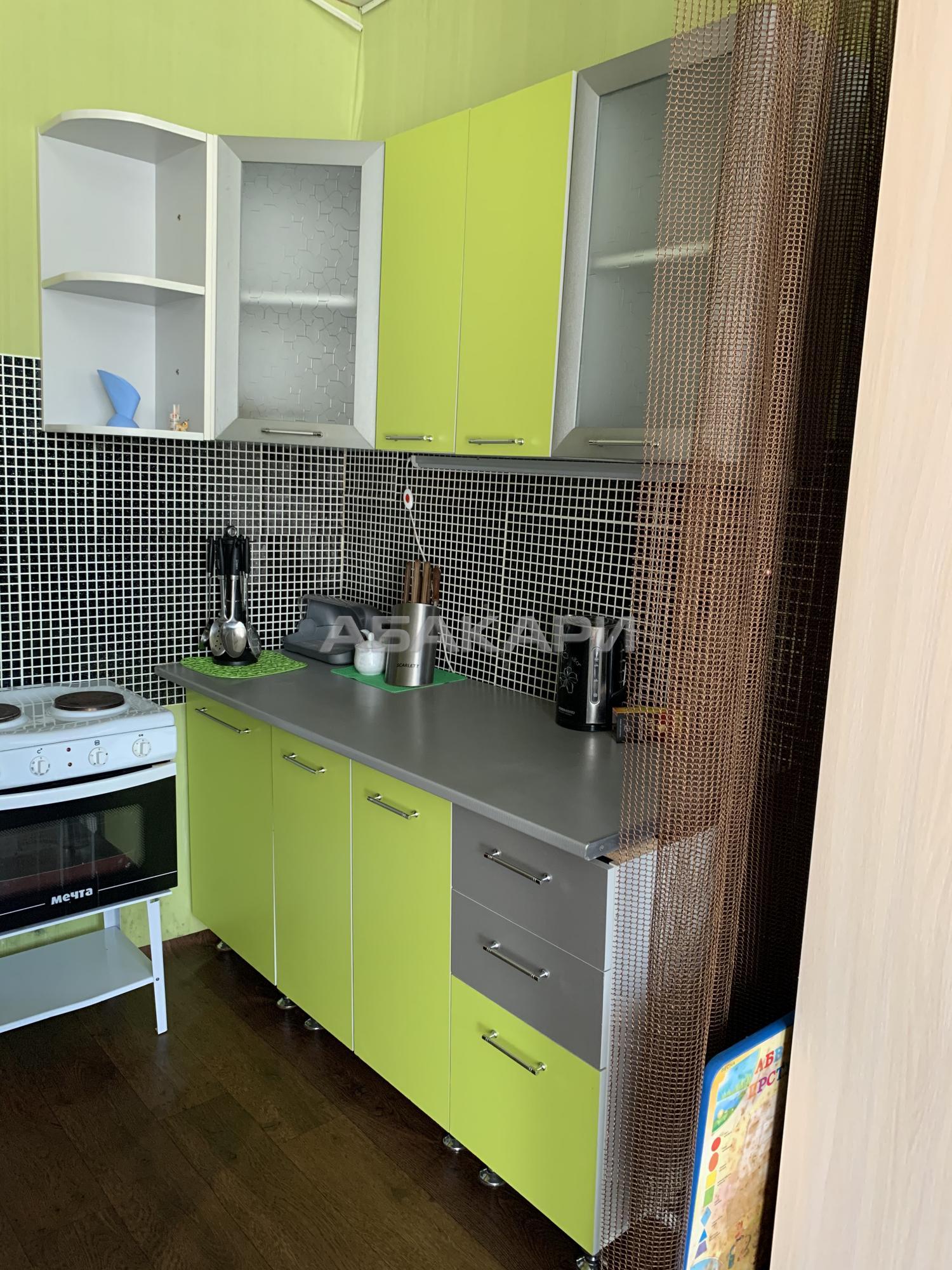 1к квартира Станочная улица   10000   аренда в Красноярске фото 6