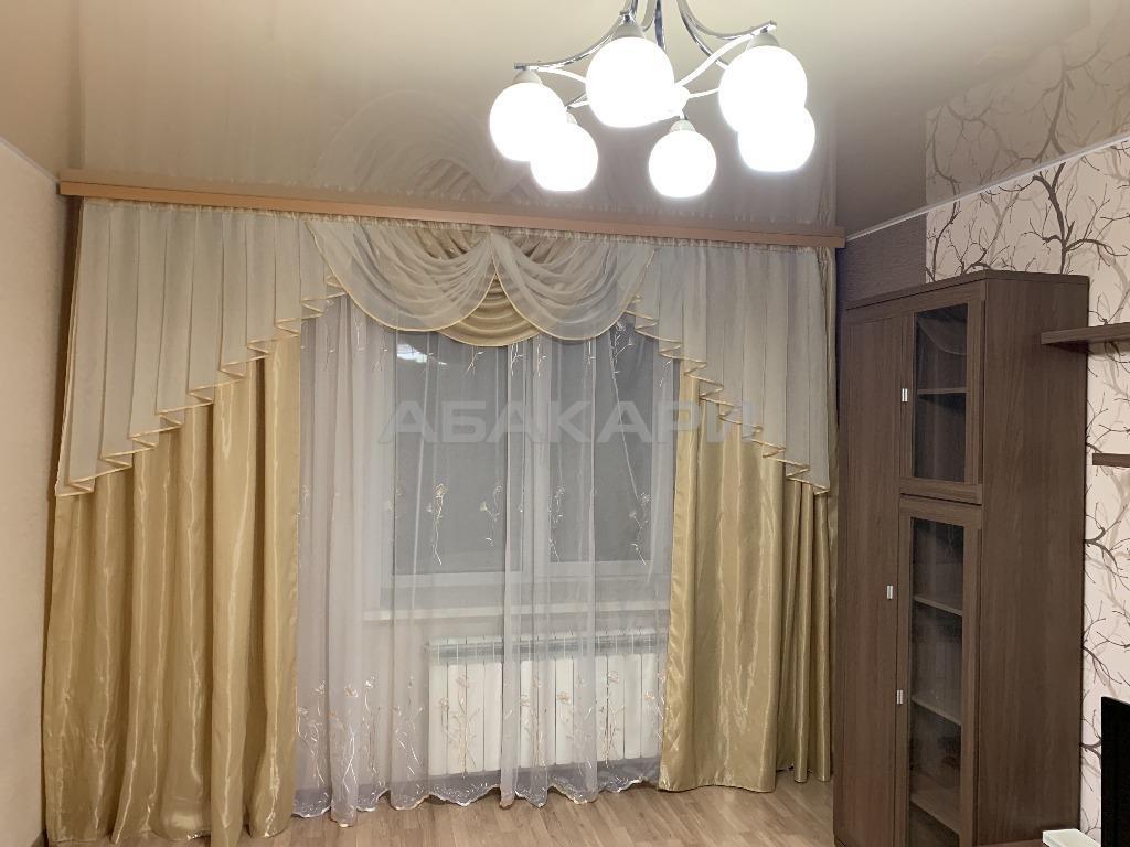 1к квартира улица Александра Матросова, 3 5/14 - 36кв | 14000 | аренда в Красноярске фото 4