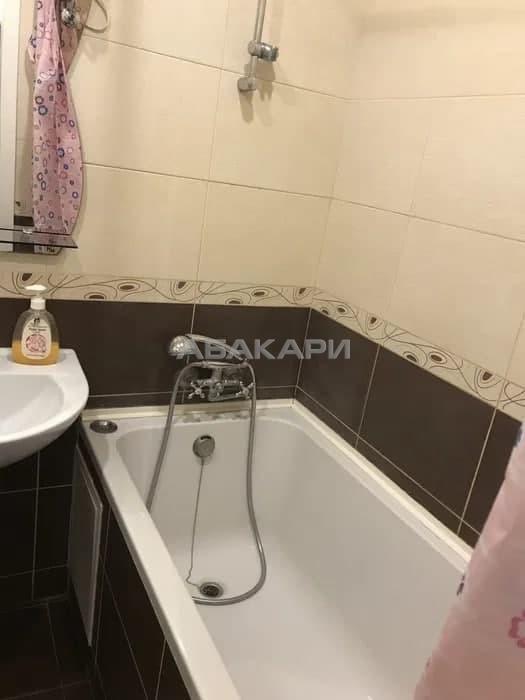 1к квартира улица Ладо Кецховели, 57   12500   аренда в Красноярске фото 4