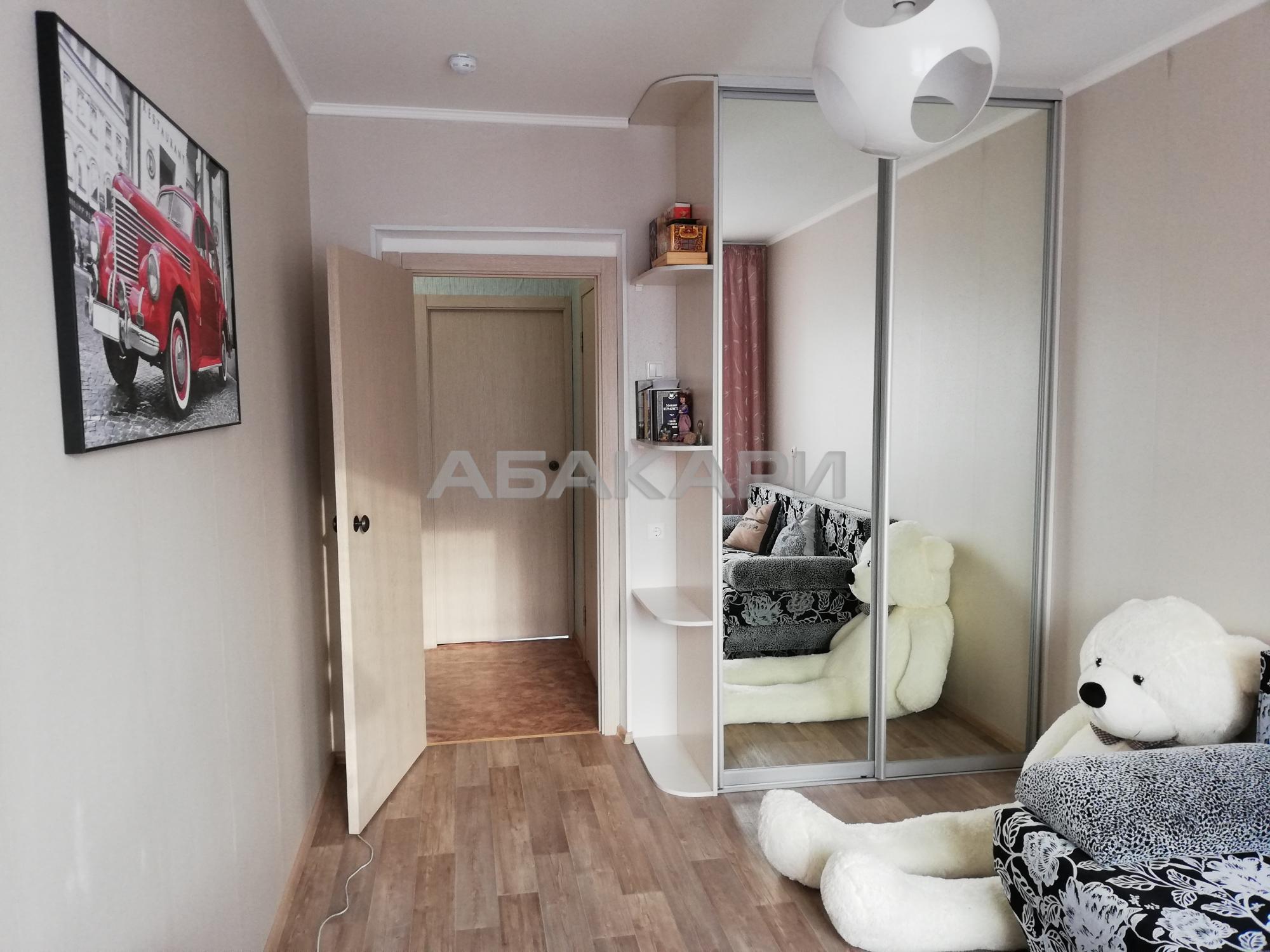4к квартира Караульная улица, 46 | 25000 | аренда в Красноярске фото 0
