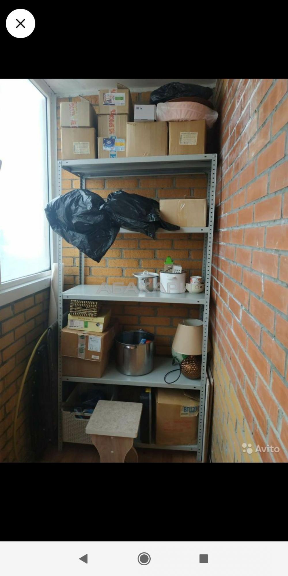 1к квартира Соколовская улица, 72А 17/17 - 45кв | 13500 | аренда в Красноярске фото 10