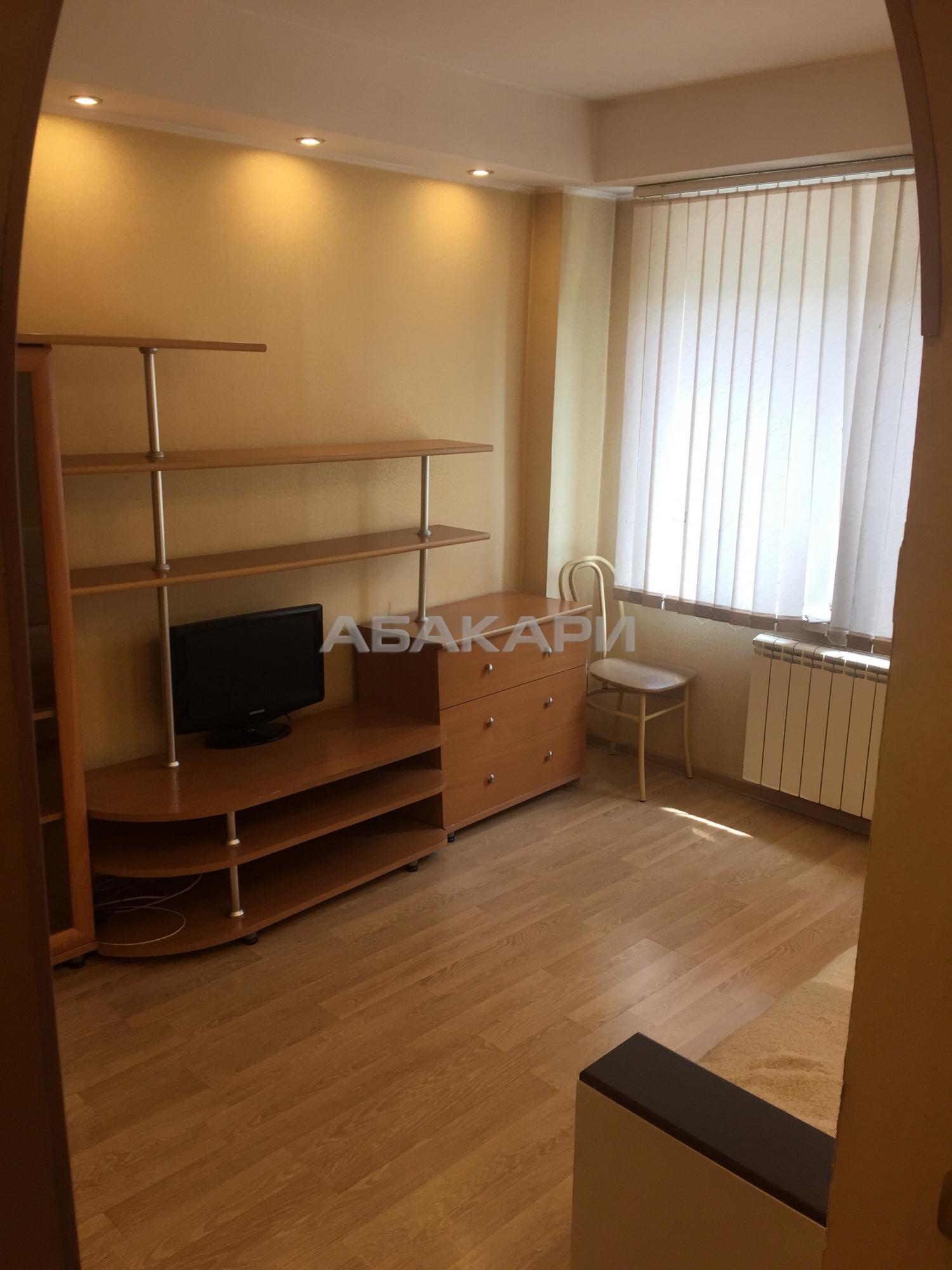 1к квартира улица Железнодорожников, 10 1/9 - 28кв | 16500 | аренда в Красноярске фото 4